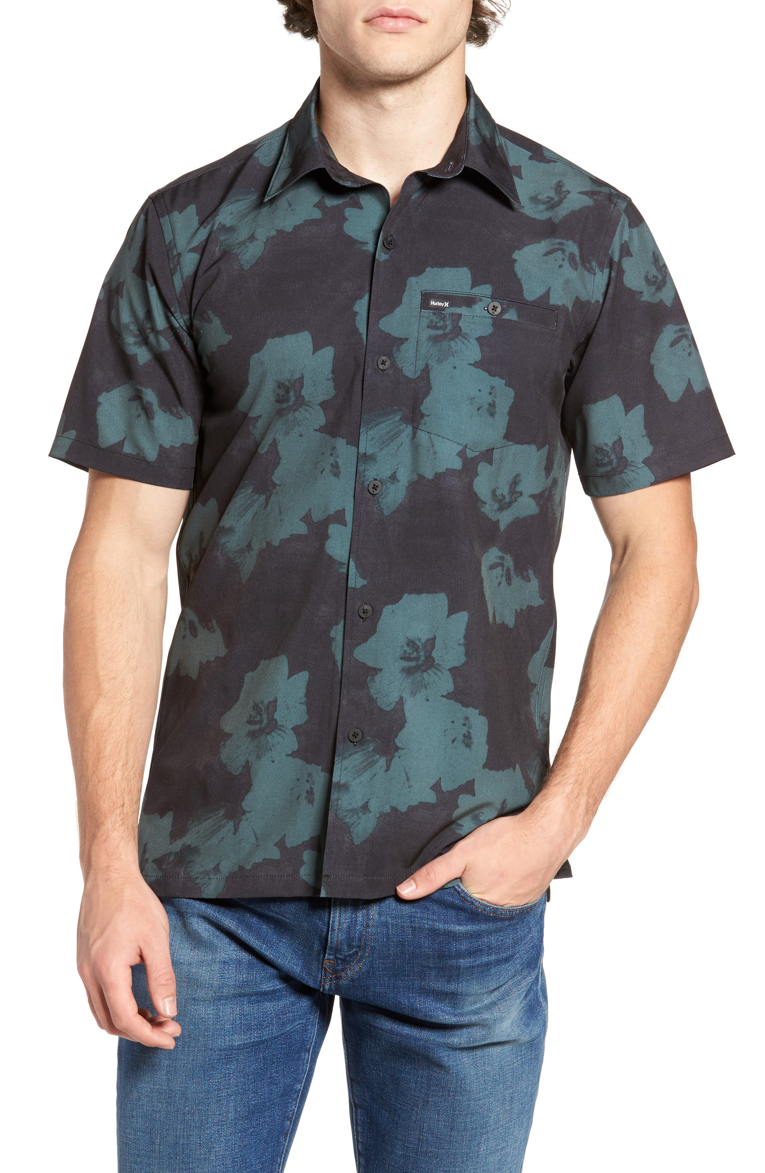 Hurley Slice of Paradise Woven Shirt