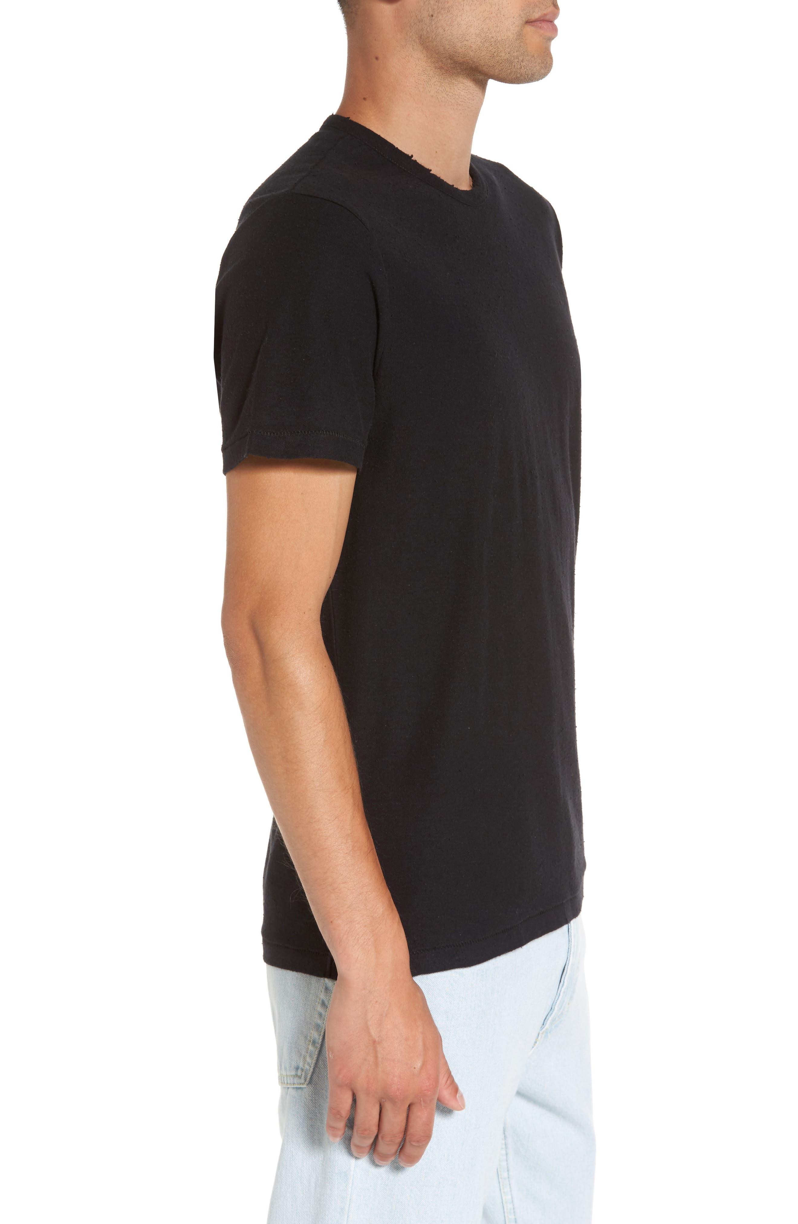 Alternate Image 3  - Treasure & Bond Nep Crewneck T-Shirt