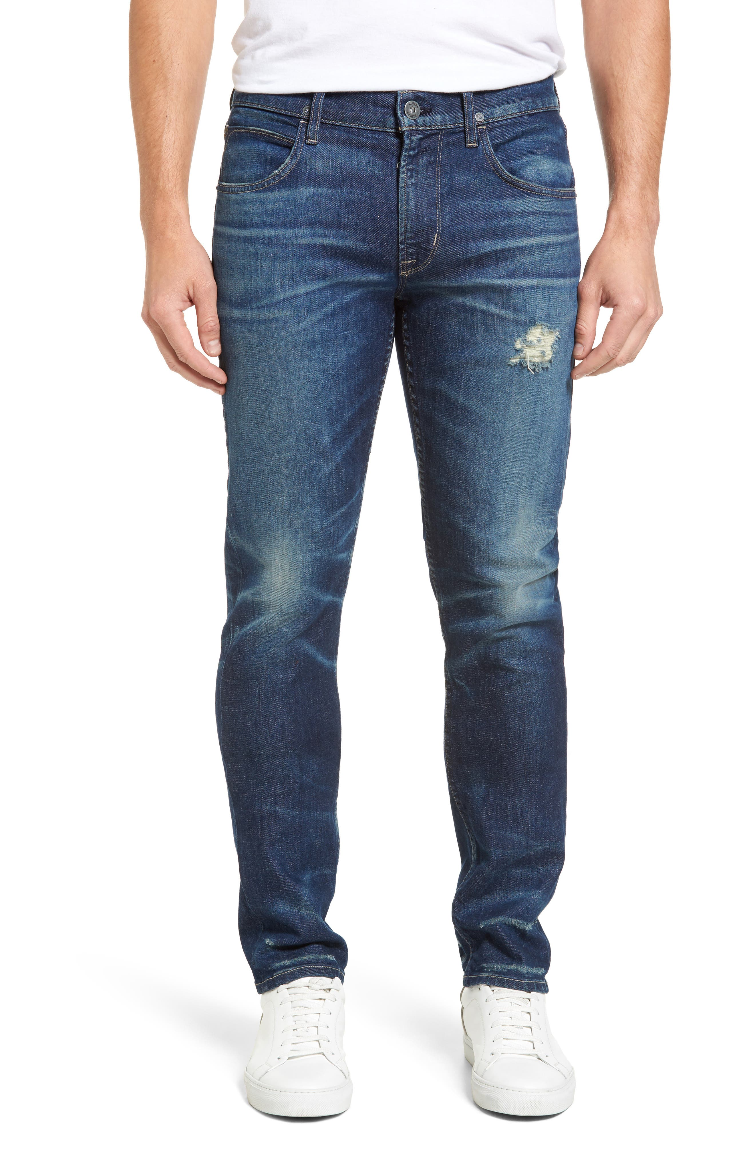 Blake Slim Fit Jeans,                             Main thumbnail 1, color,                             Operation