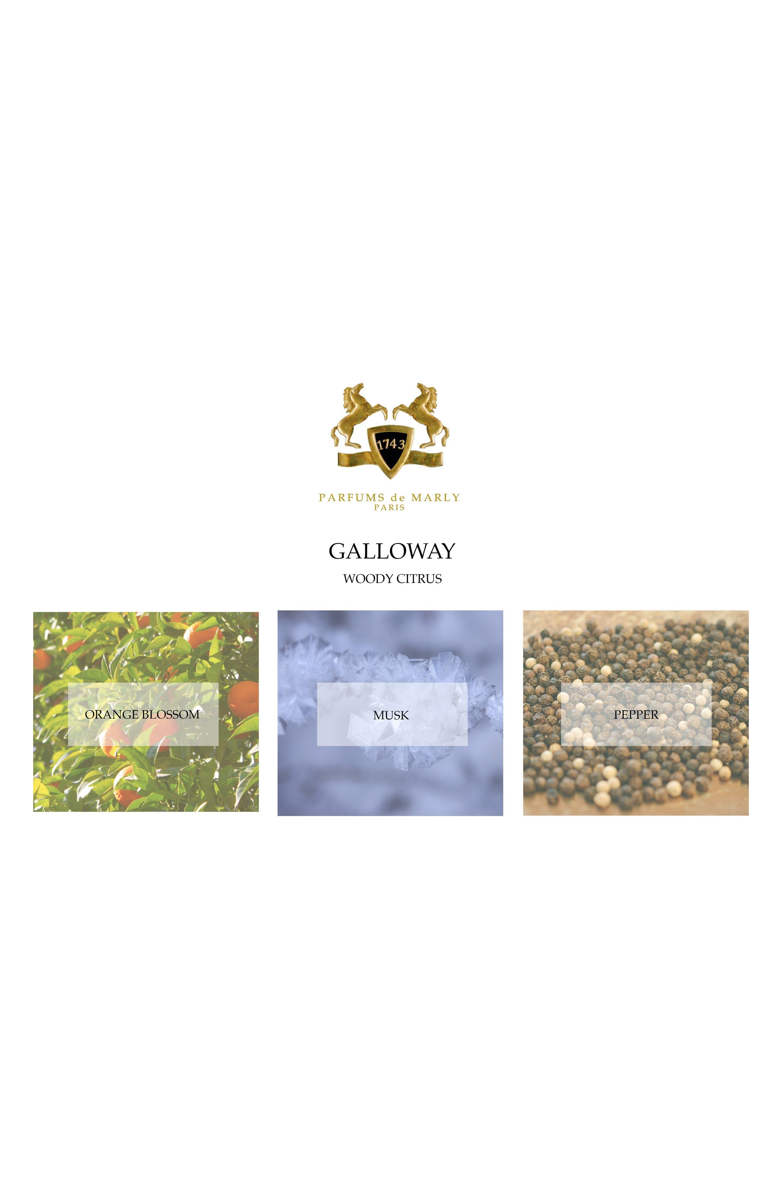 Alternate Image 2  - Parfums de Marly Galloway Eau de Parfum