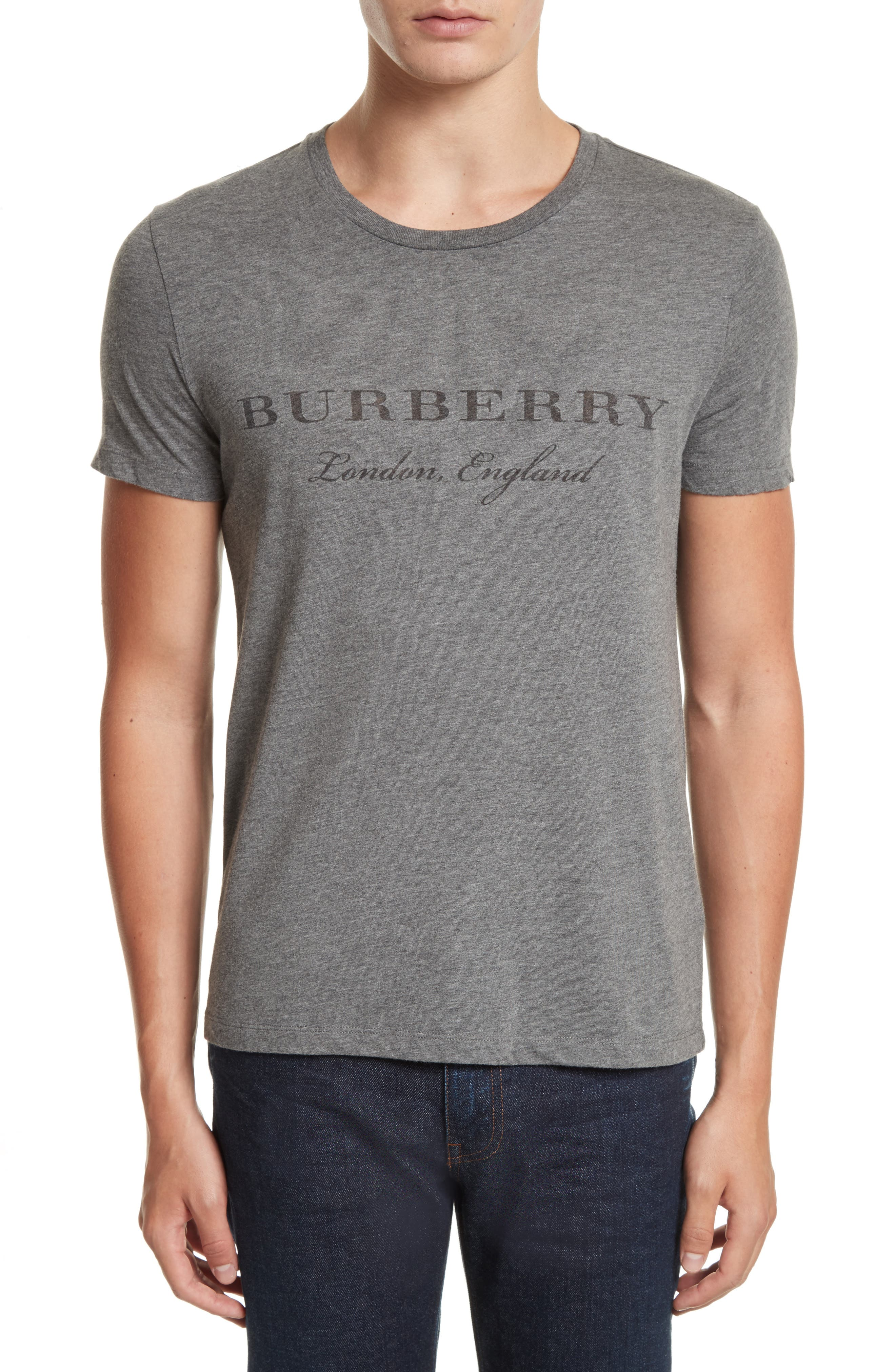 Burberry Martford Regular Fit T-Shirt
