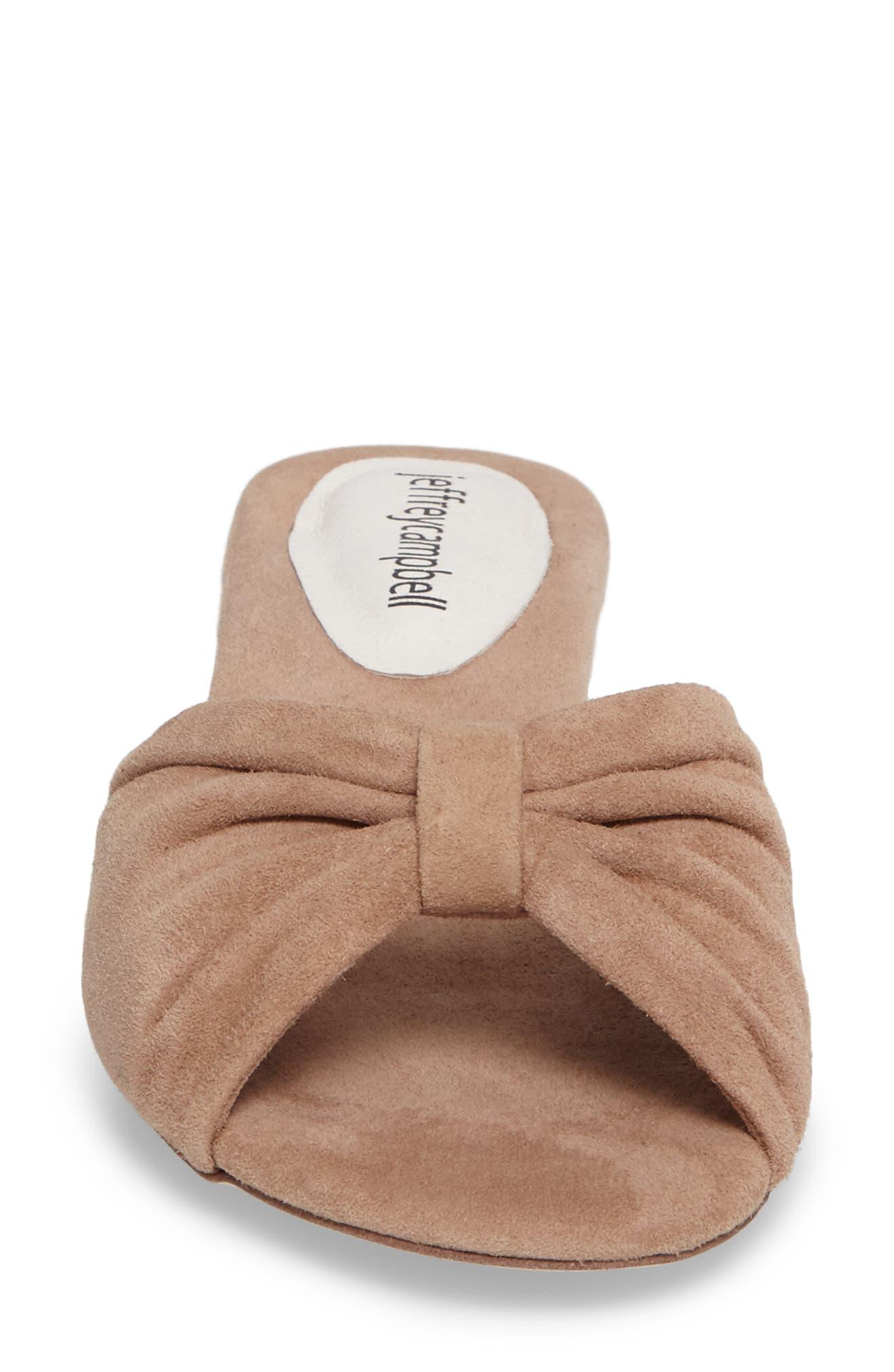 Alternate Image 4  - Jeffrey Campbell Turbina Embellished Slide Sandal (Women)