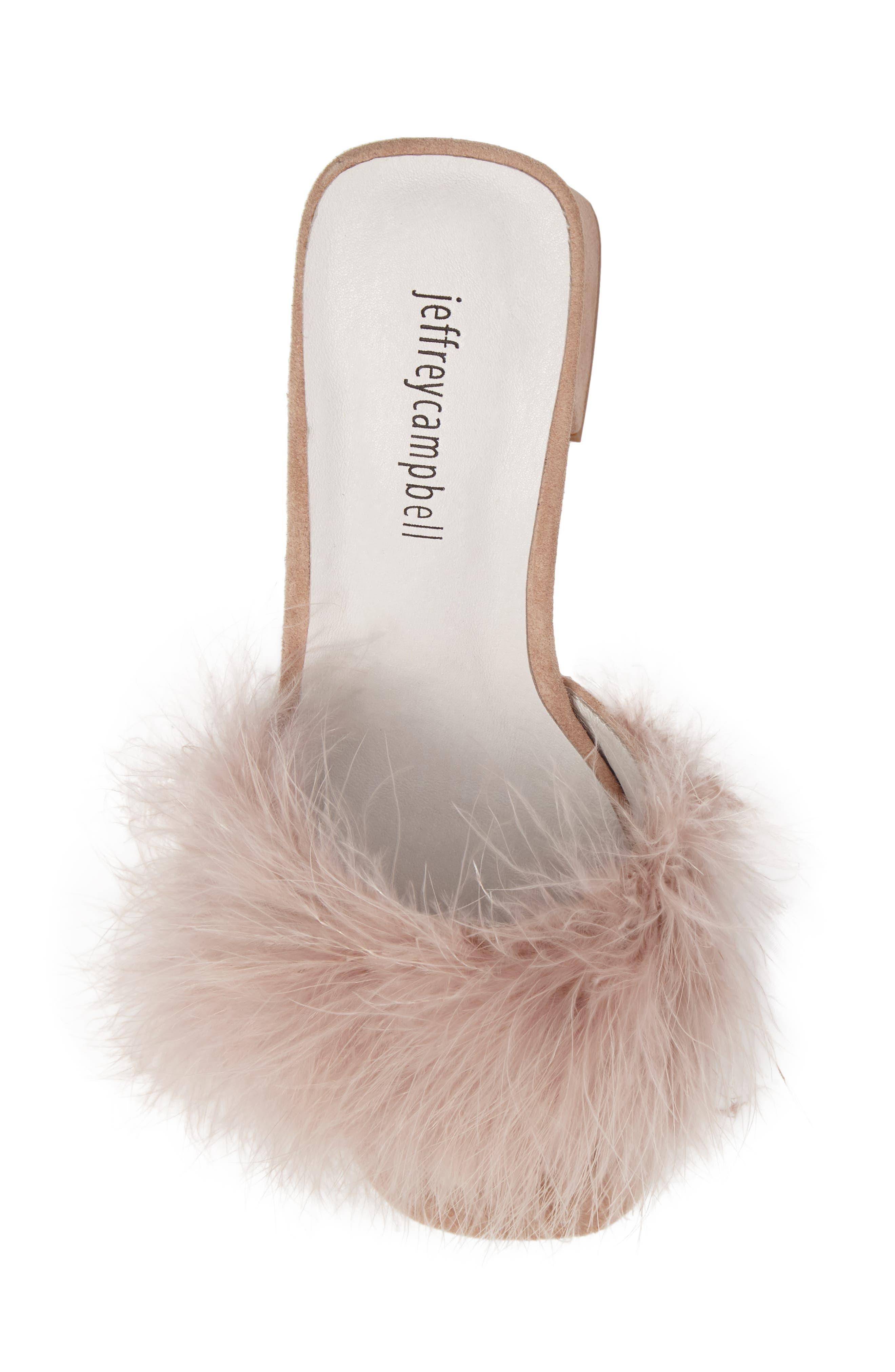 Alternate Image 5  - Jeffrey Campbell Perptua Slide Sandal (Women)