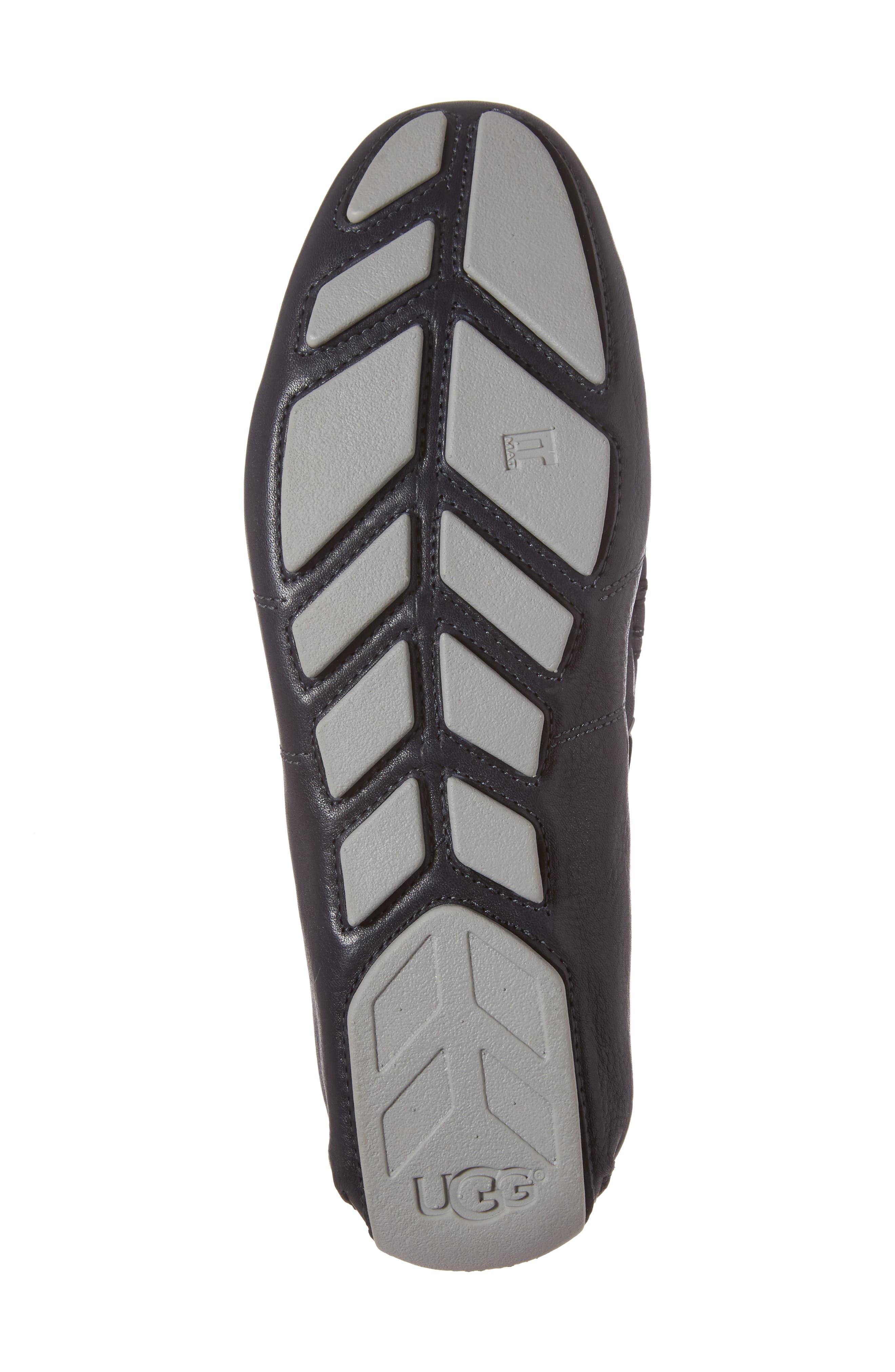 Alternate Image 6  - UGG® Everton Driving Shoe (Men)