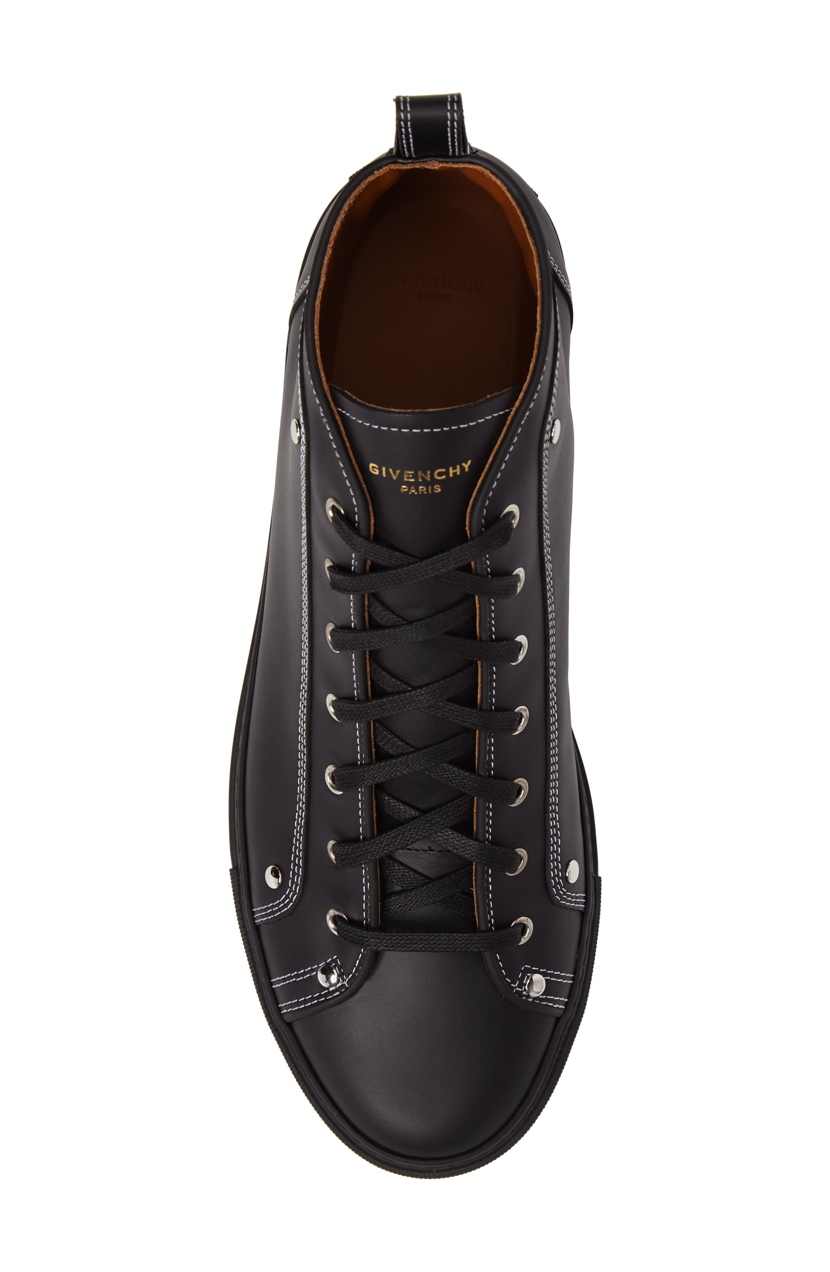 Alternate Image 5  - Givenchy High Top Sneaker (Men)