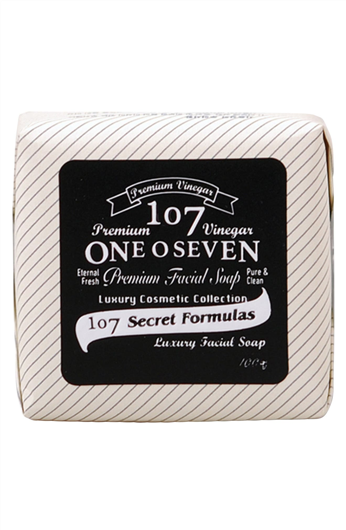 Alternate Image 1 Selected - 107 ONEOSEVEN Premium Black Soap