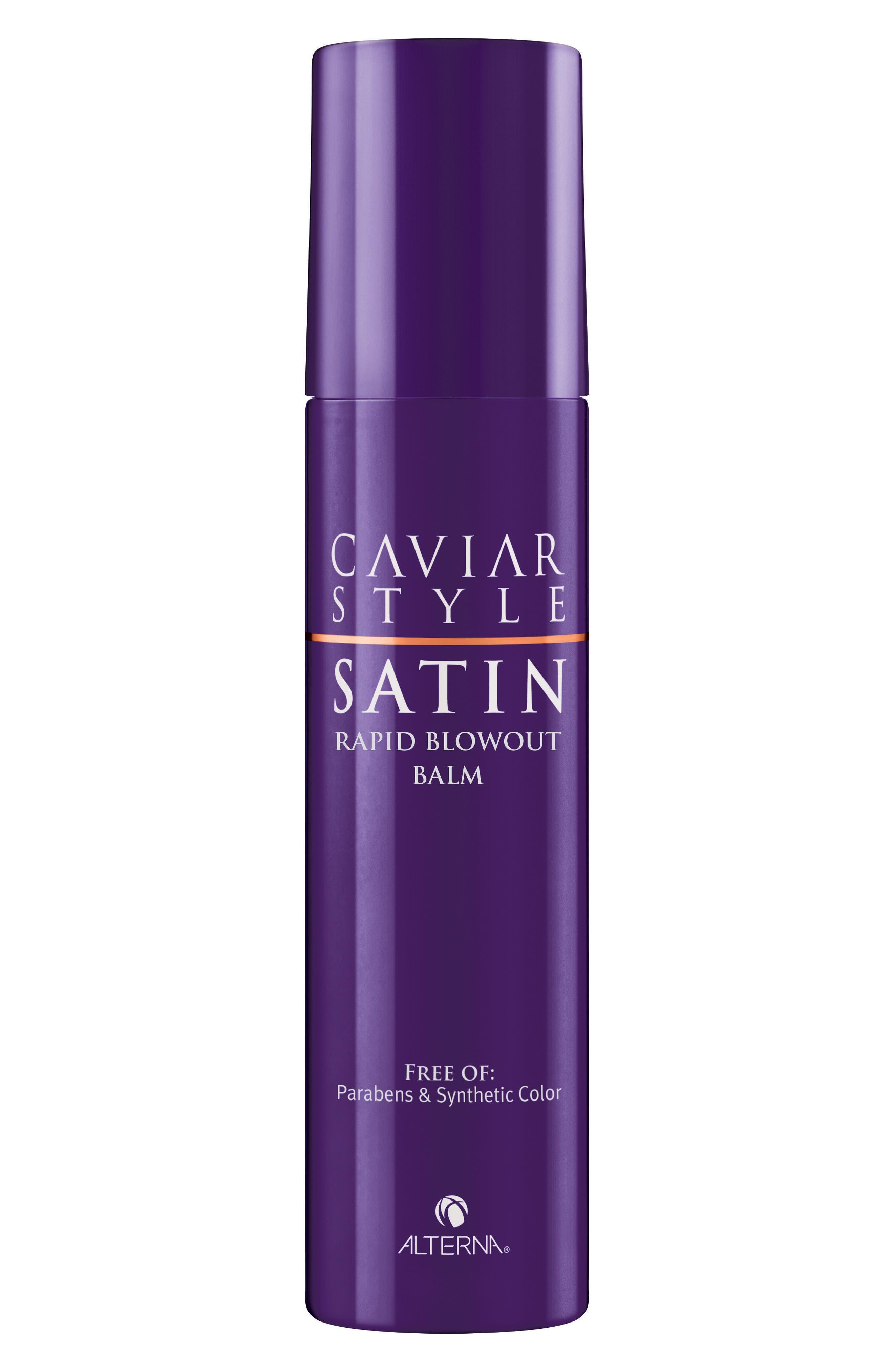 ALTERNA® Caviar Style Satin Rapid Blowout Balm