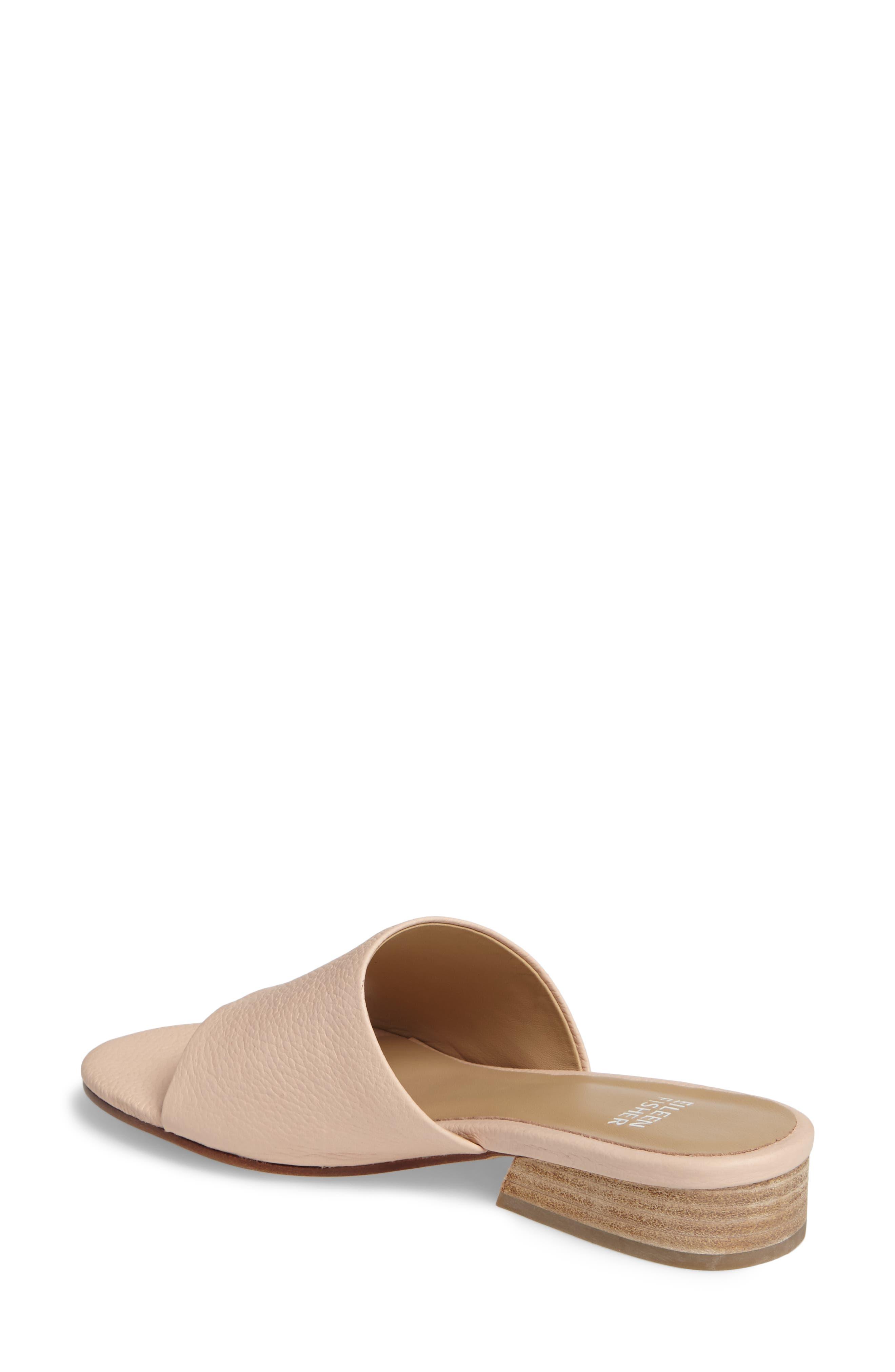 Alternate Image 2  - Eileen Fisher Beal Slide Sandal (Women)