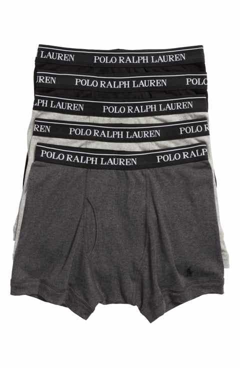 polo ralph lauren 5 pack cotton boxer briefs - Valentines Boxer Briefs