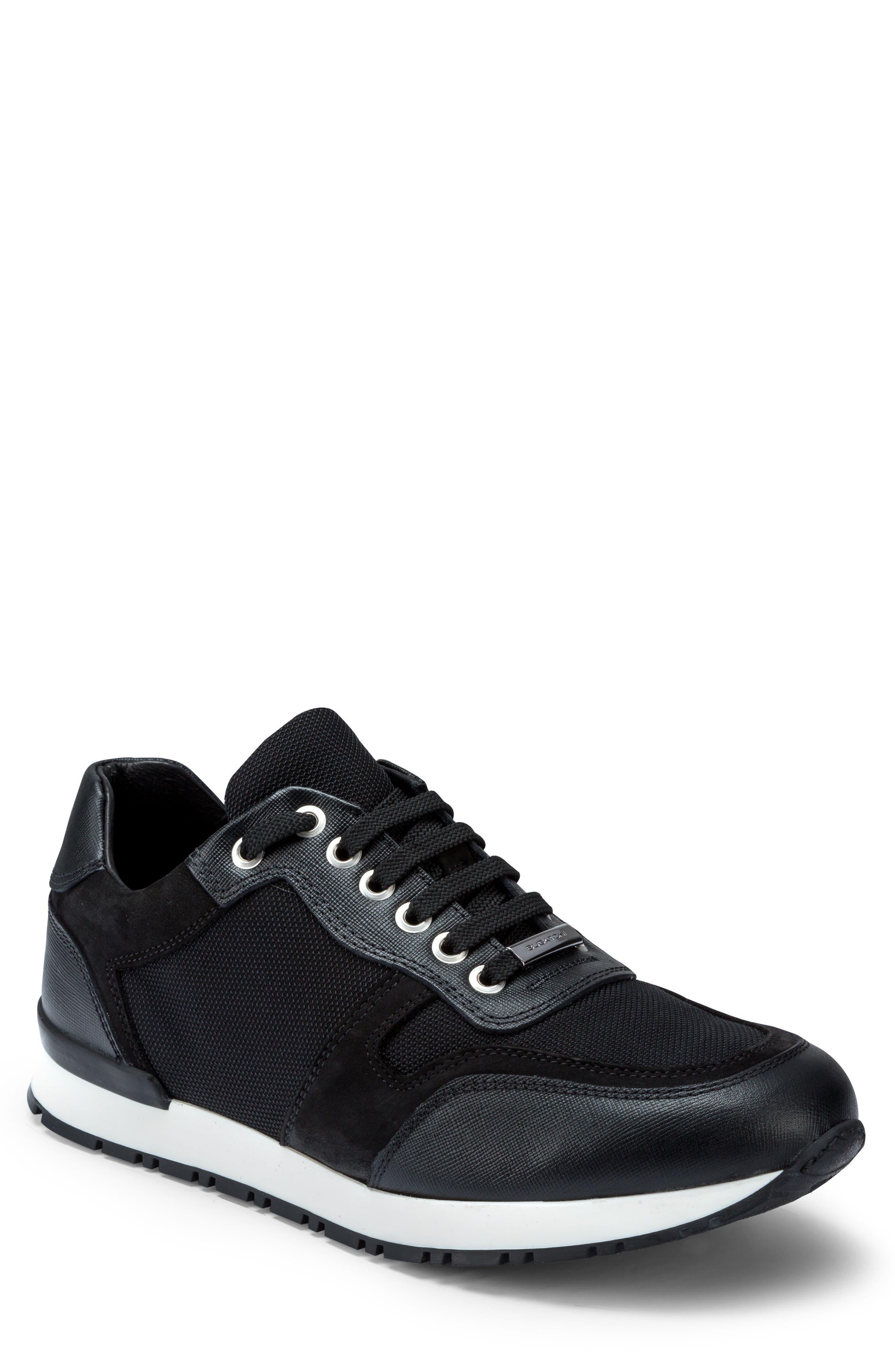 Modena Sneaker,                             Main thumbnail 1, color,                             Nero