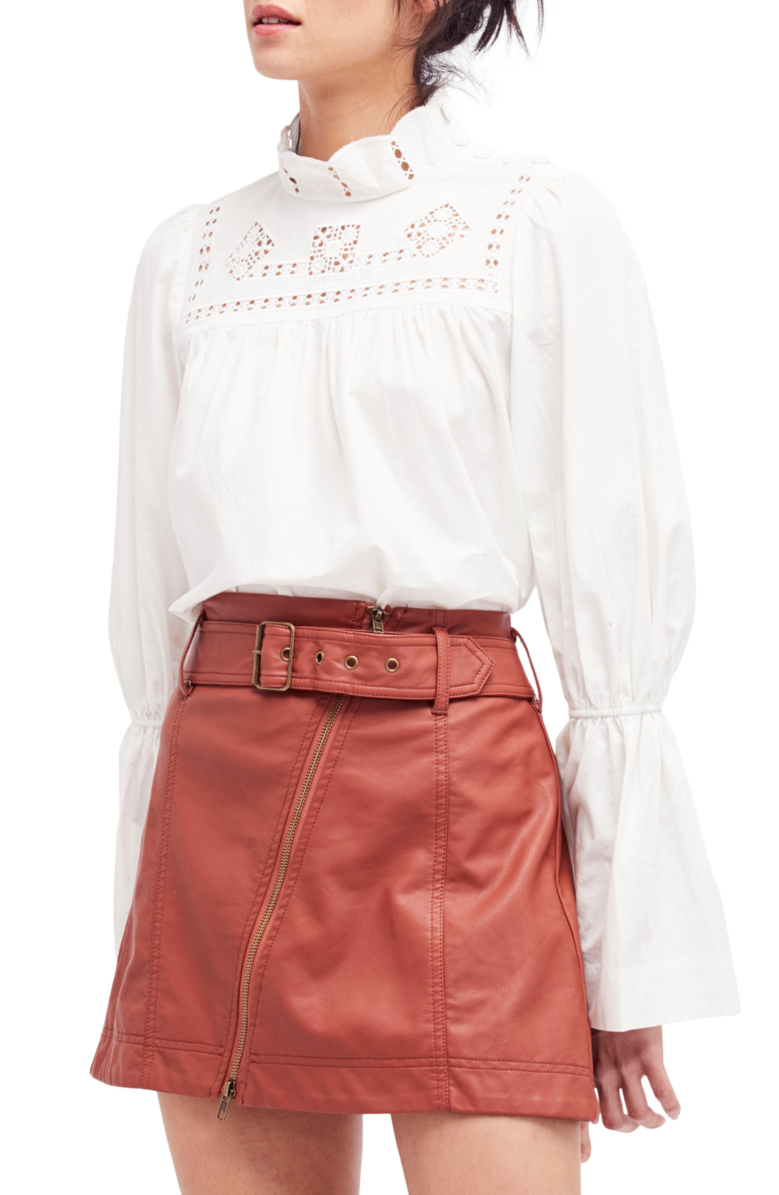 FREE PEOPLE Another Eternity Blouse