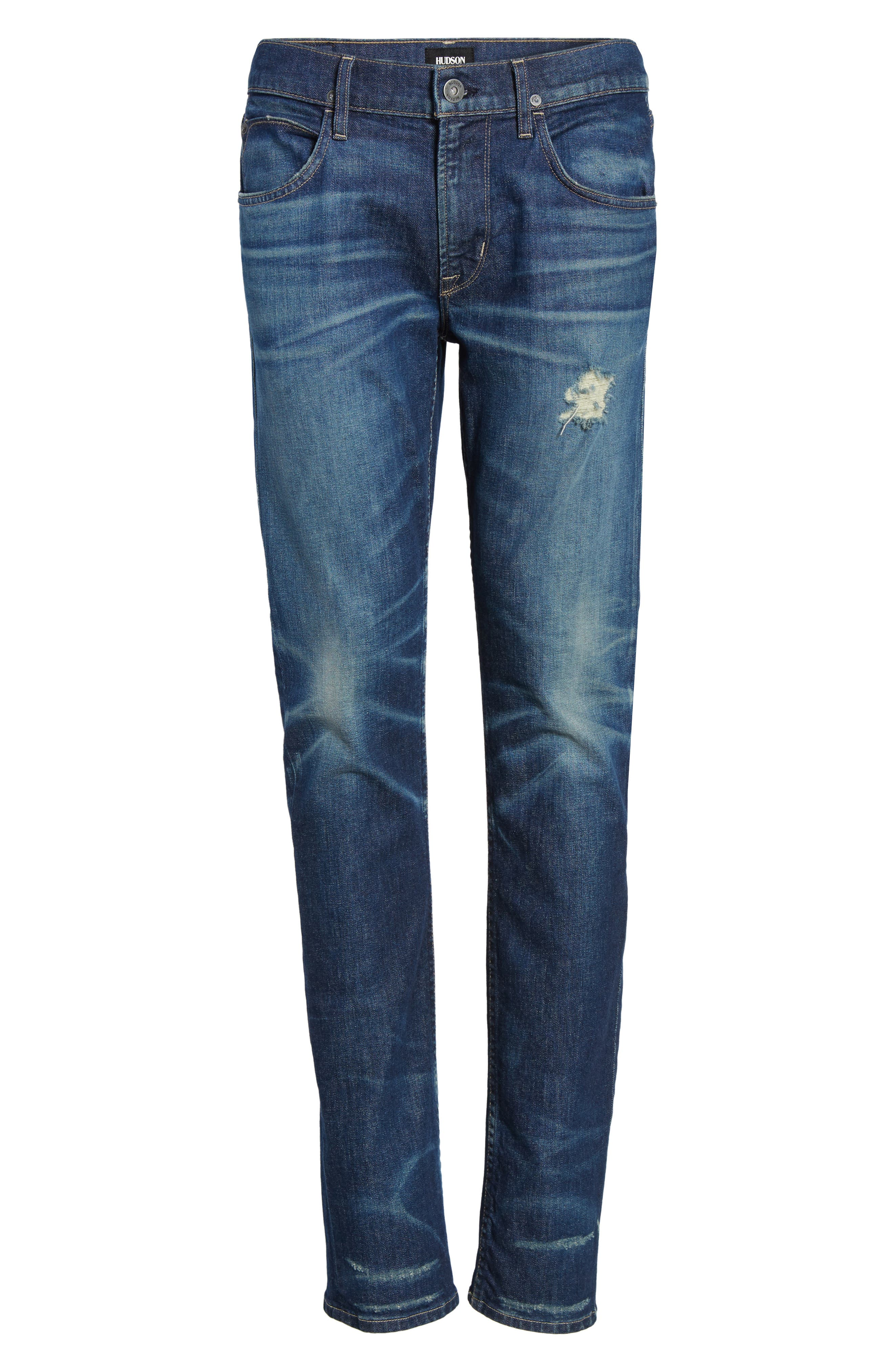 Blake Slim Fit Jeans,                             Alternate thumbnail 6, color,                             Operation