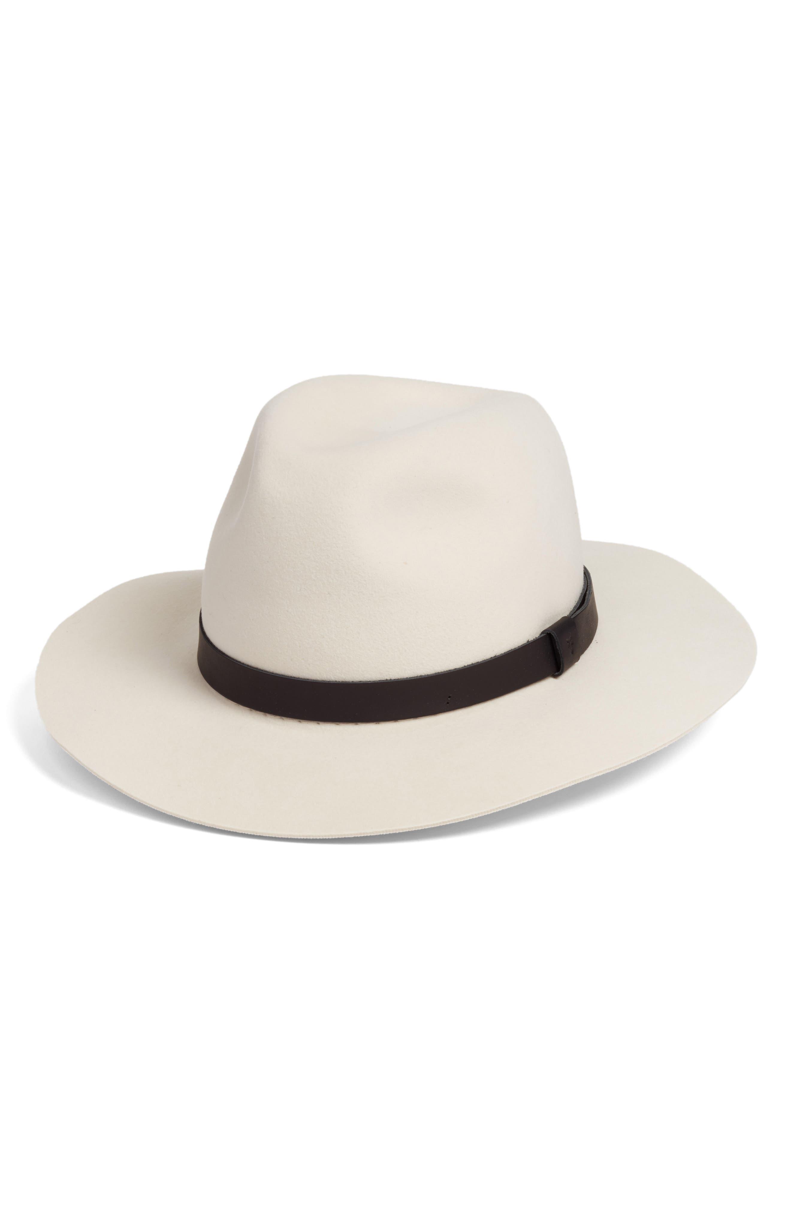 Austin Hat,                         Main,                         color, Off White