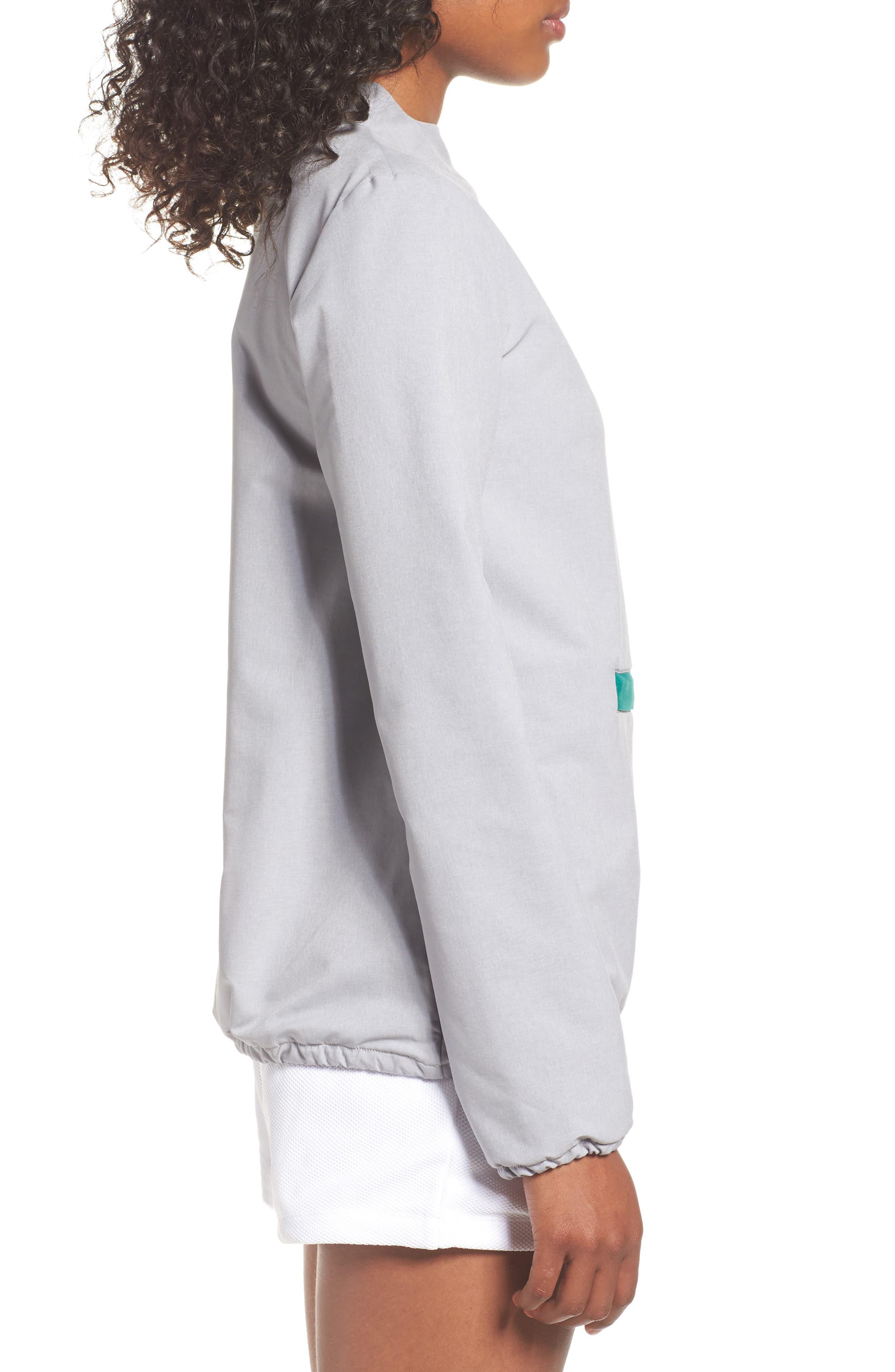EQT Pullover,                             Alternate thumbnail 3, color,                             Medium Grey Heather