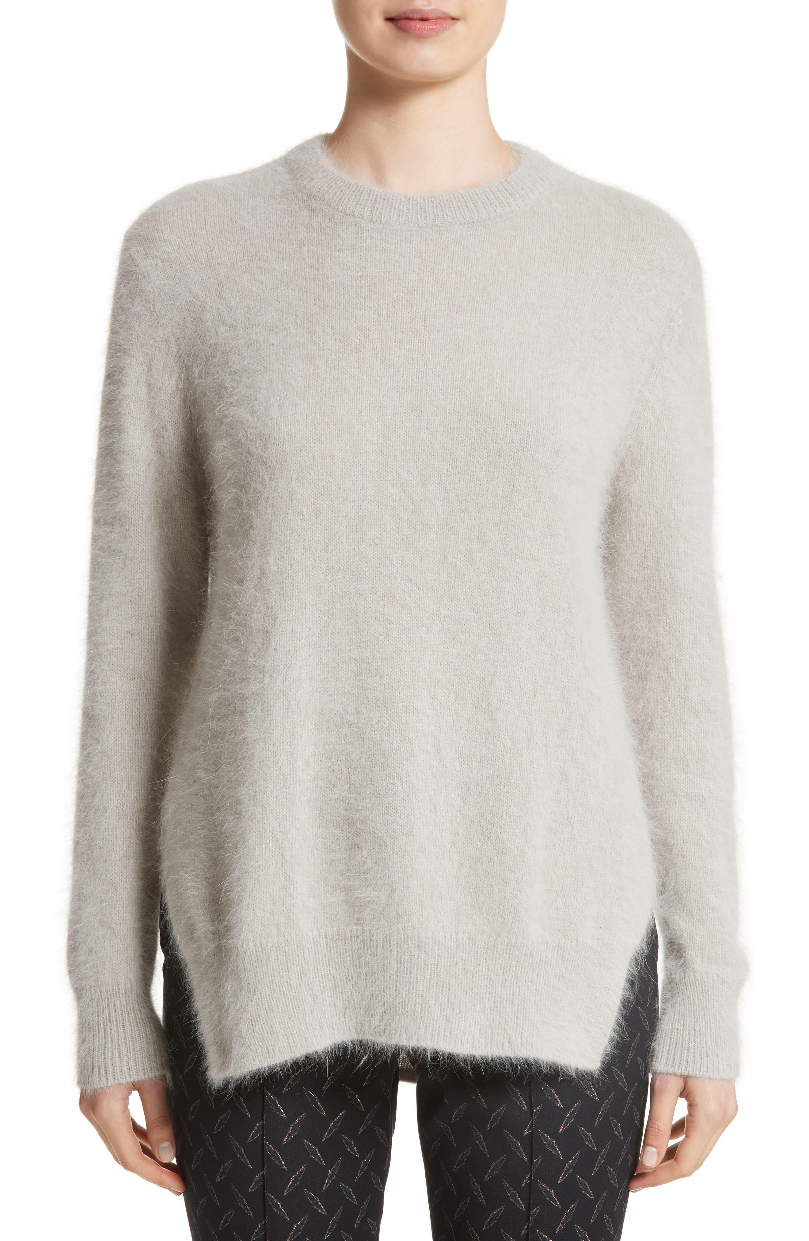 Alternate Image 1 Selected - Yigal Azrouël Angora Blend Sweater