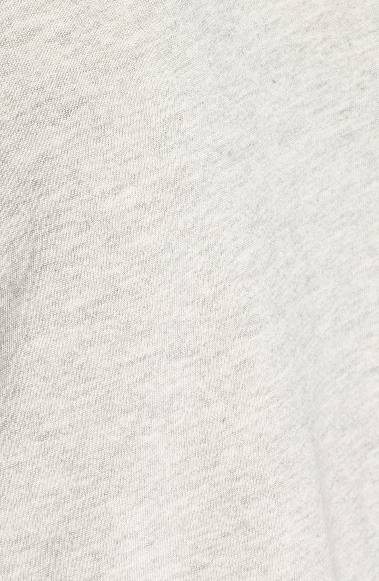 Alternate Image 5  - n:PHILANTHROPY Savannah Cutout Sweatshirt