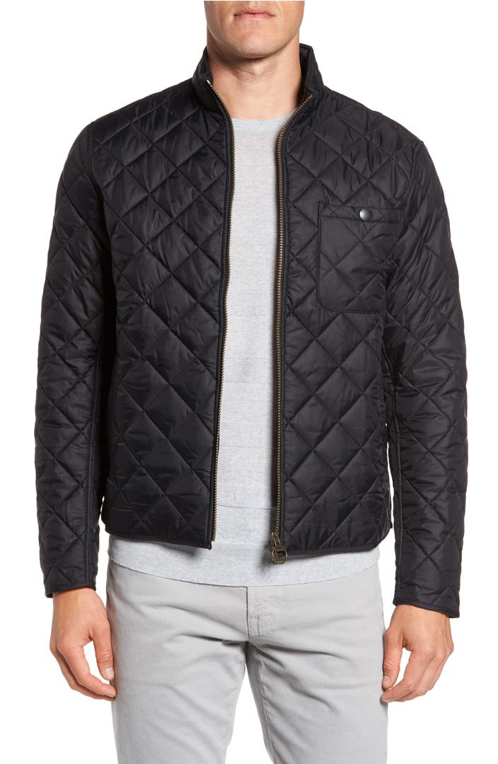 Barbour Pod Slim Fit Water Resistant Quilted Jacket
