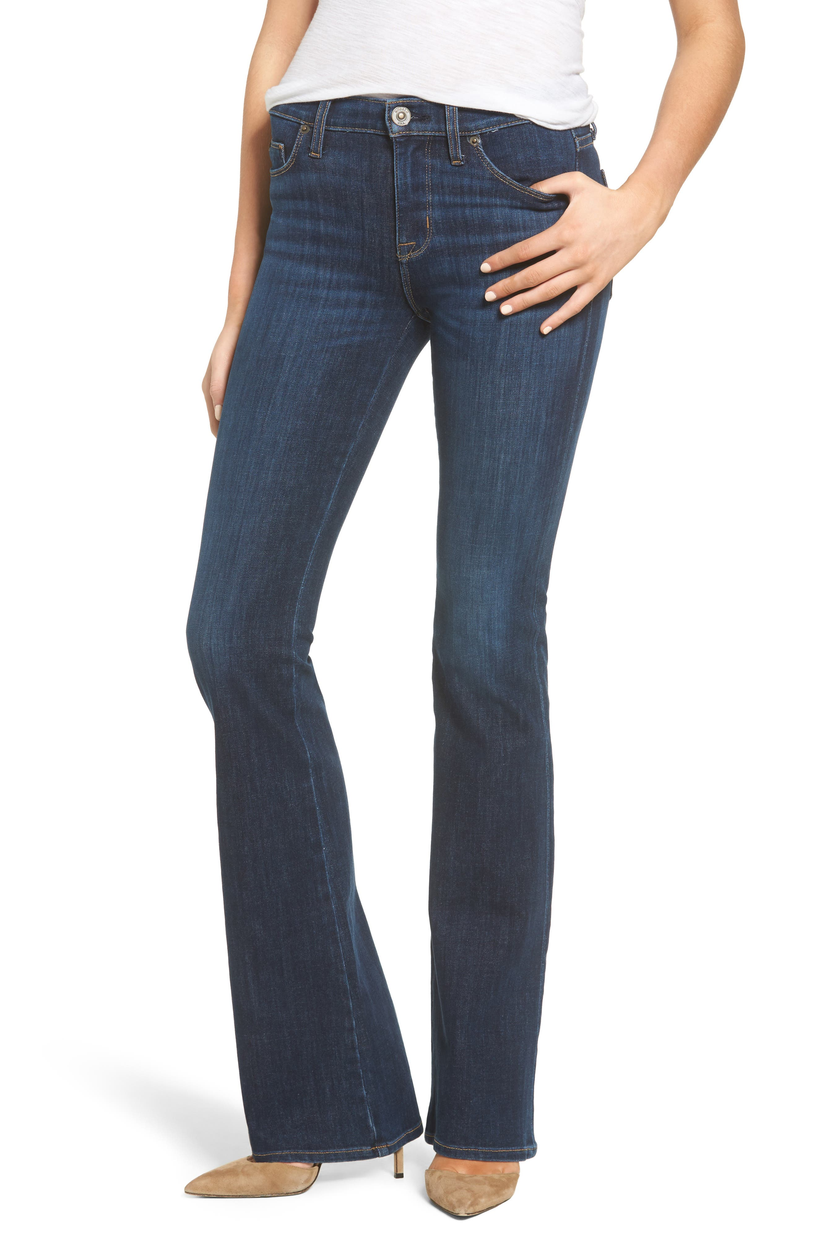 Alternate Image 1 Selected - Hudson Drew Bootcut Jeans (Trance)
