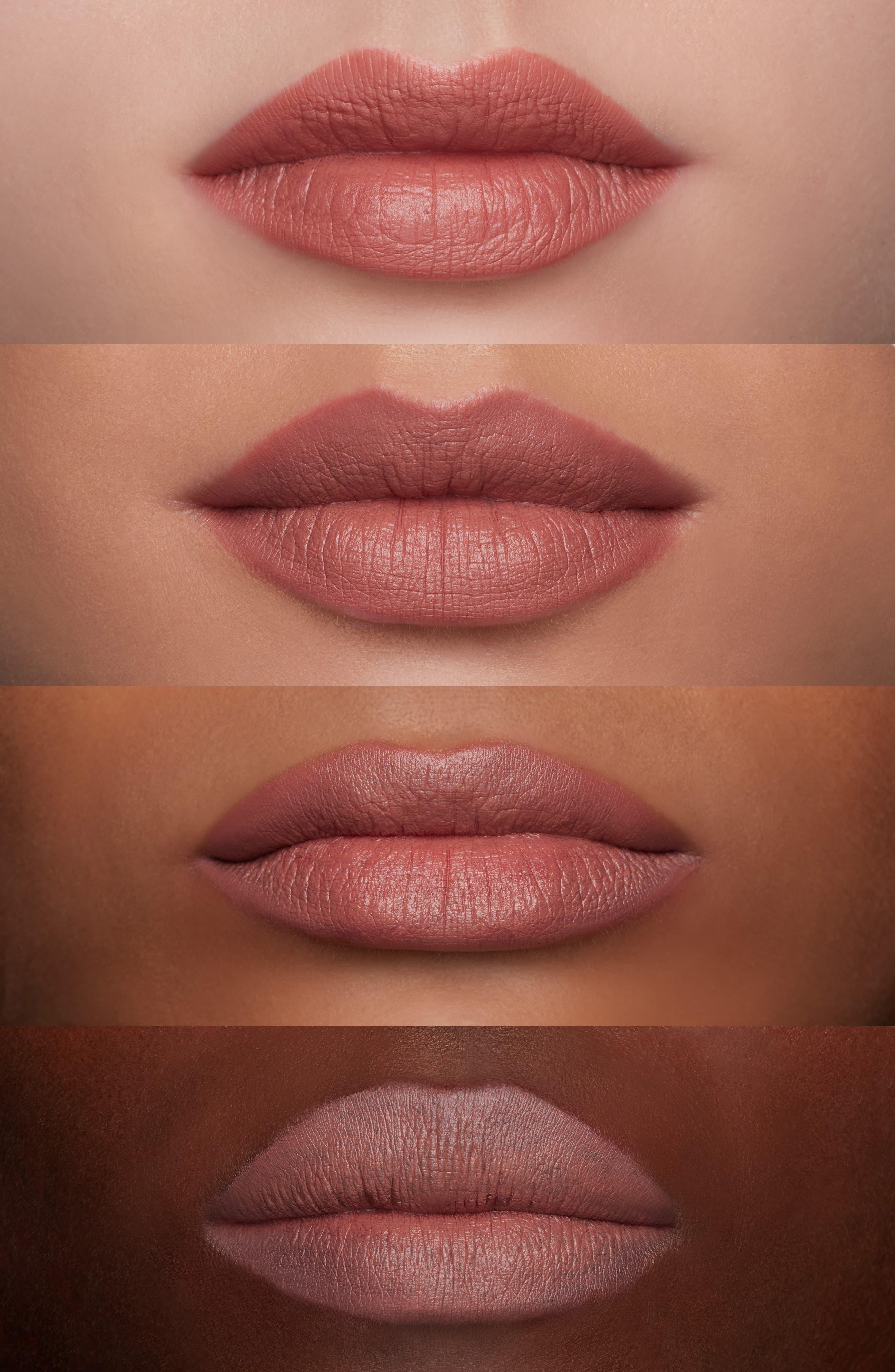 MAC Little MAC Lipstick,                             Alternate thumbnail 2, color,                             Velvet Teddy M
