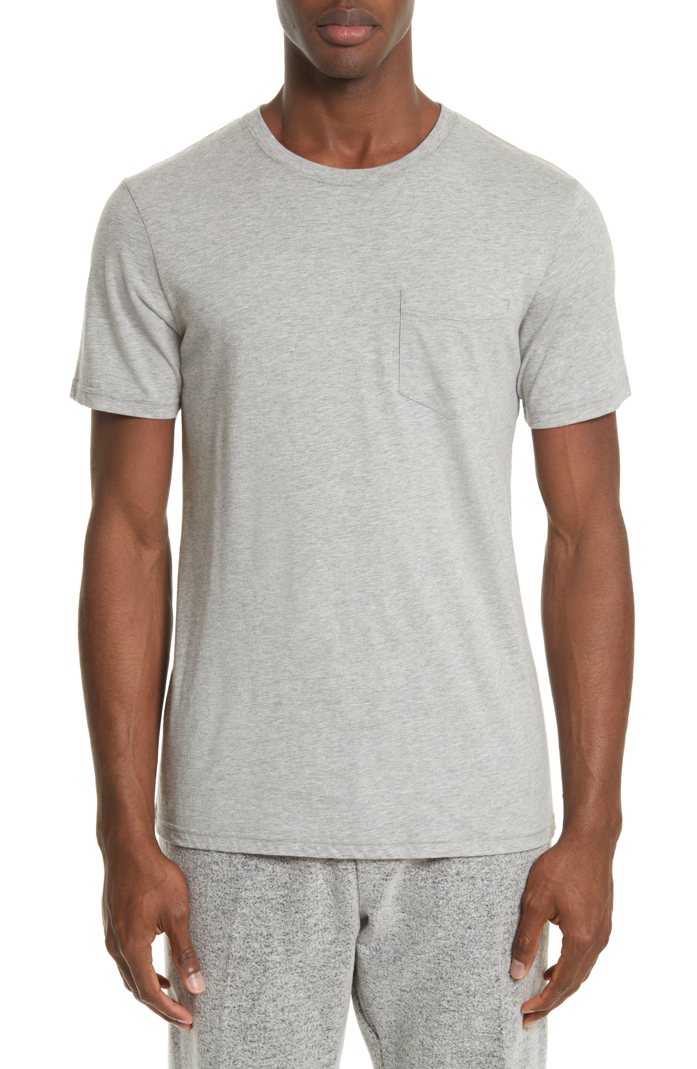 Main Image - wings + horns Original Pocket T-Shirt