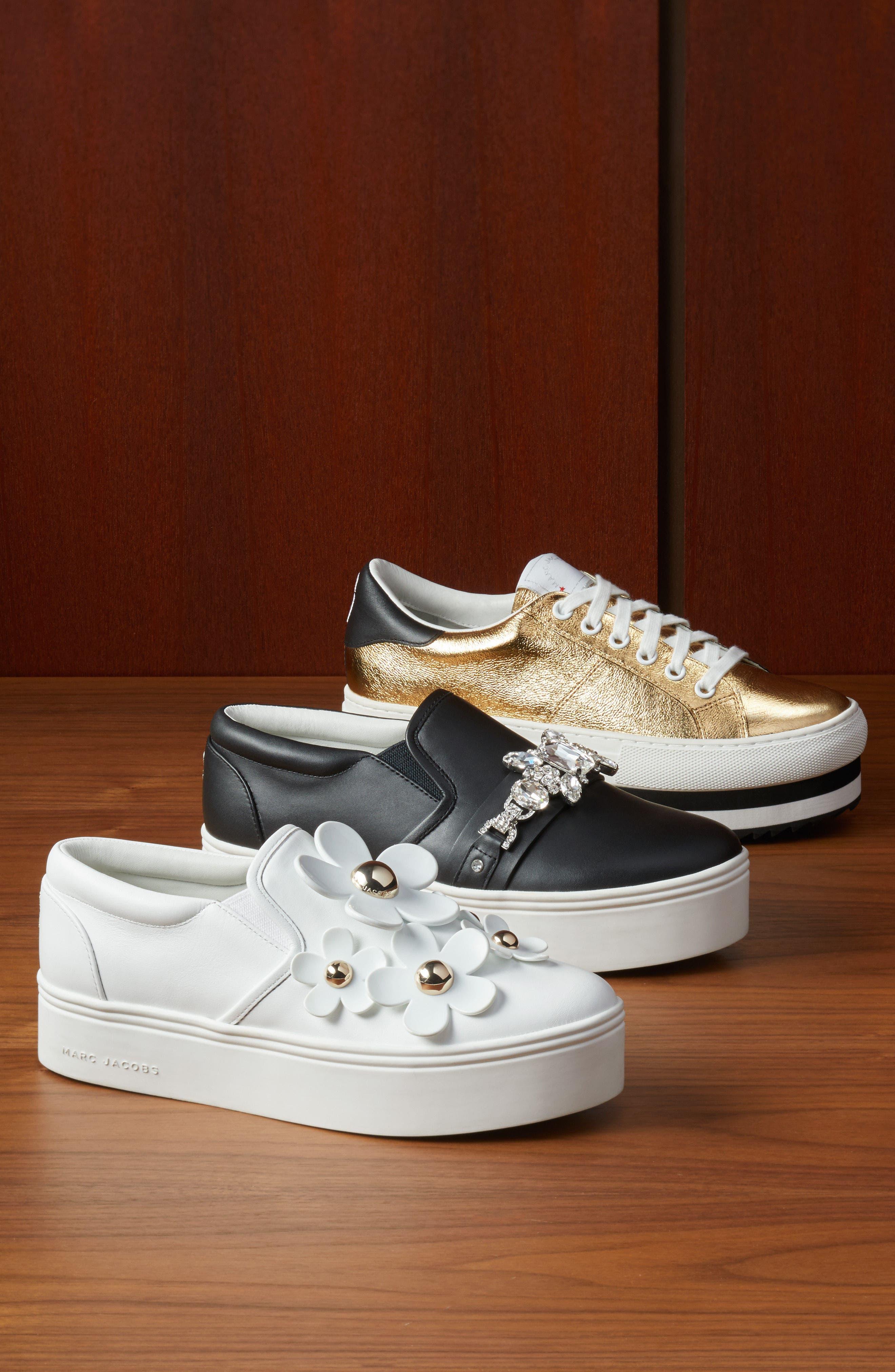 Alternate Image 7  - MARC JACOBS Platform Sneaker (Women)