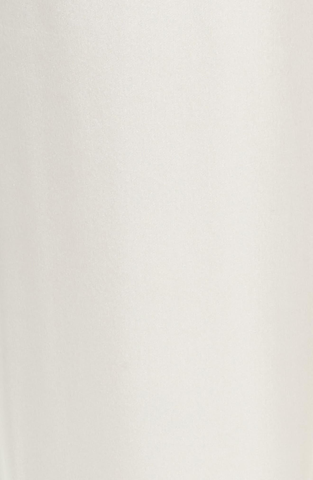 Alternate Image 7  - Asceno by Beautiful Bottoms Side Stripe Silk Pajama Pants