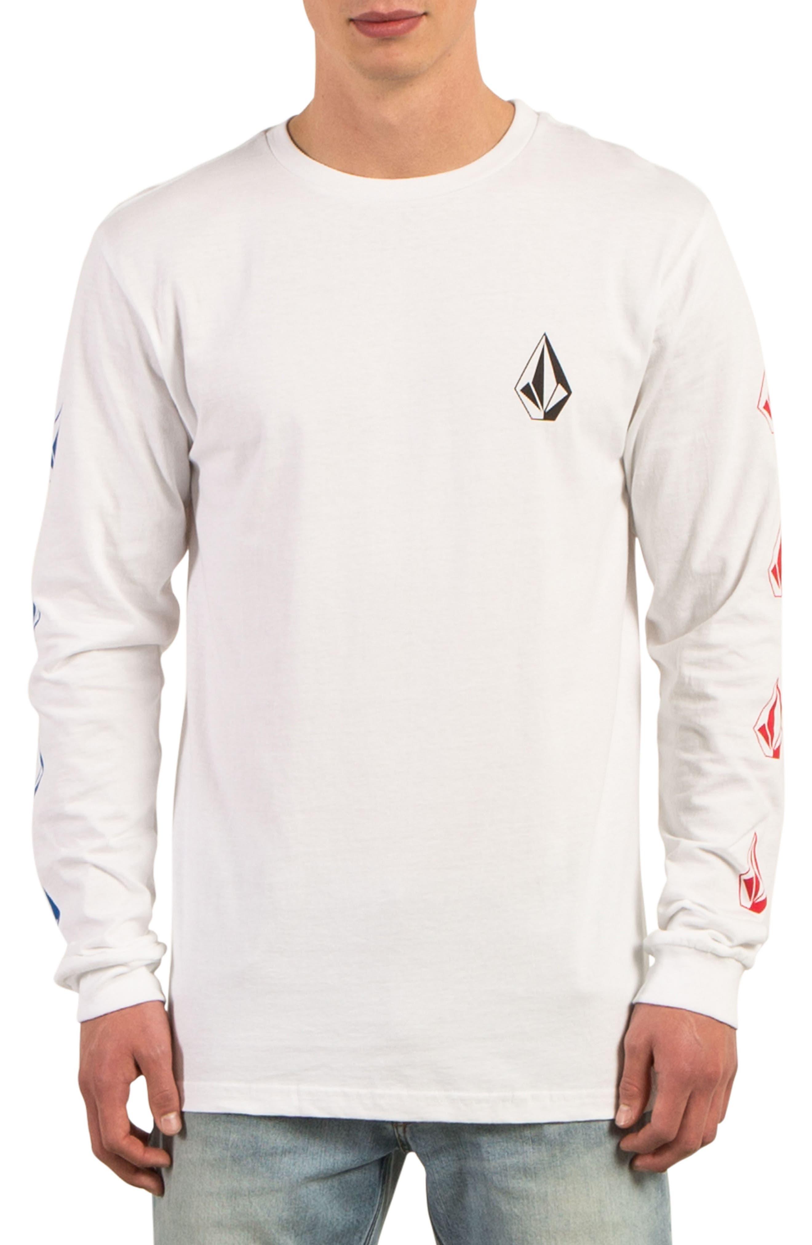Volcom Deadly Stones Long Sleeve T-Shirt