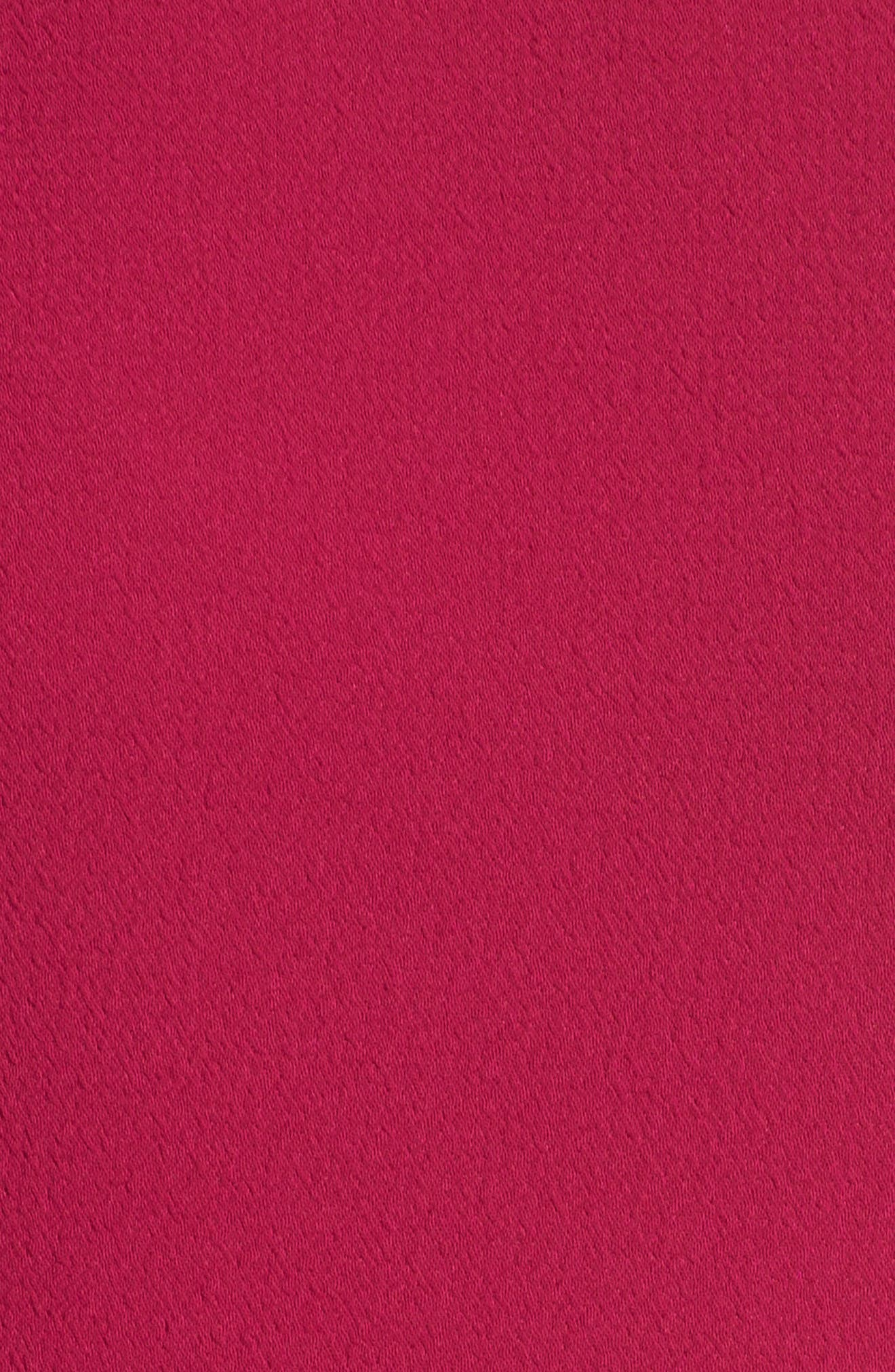 Alternate Image 5  - Eliza J Bell Sleeve Fit & Flare Dress