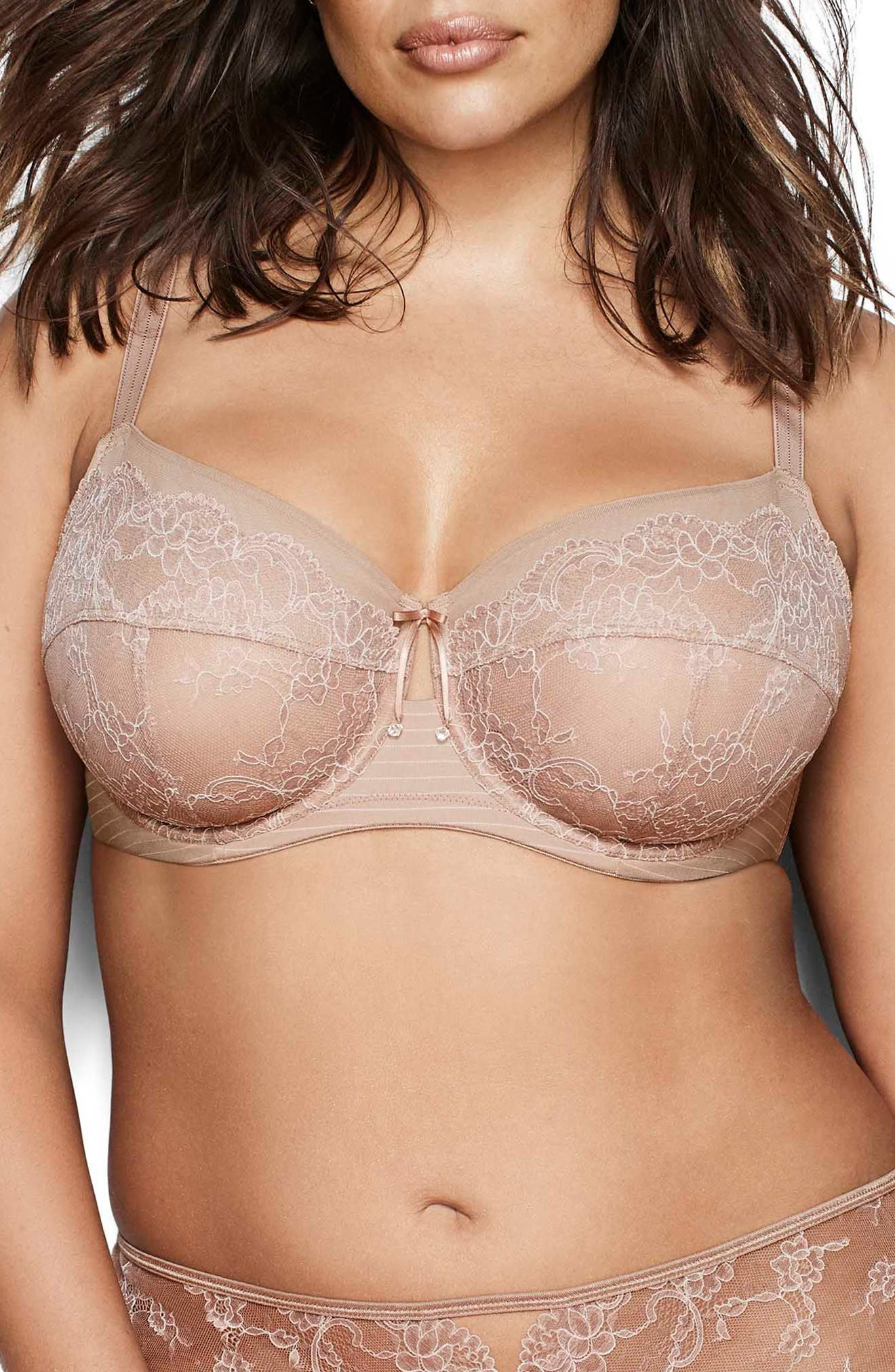 bec73973e34 Ashley Graham Fatal Attraction Underwire T-Shirt Bra (Plus Size)