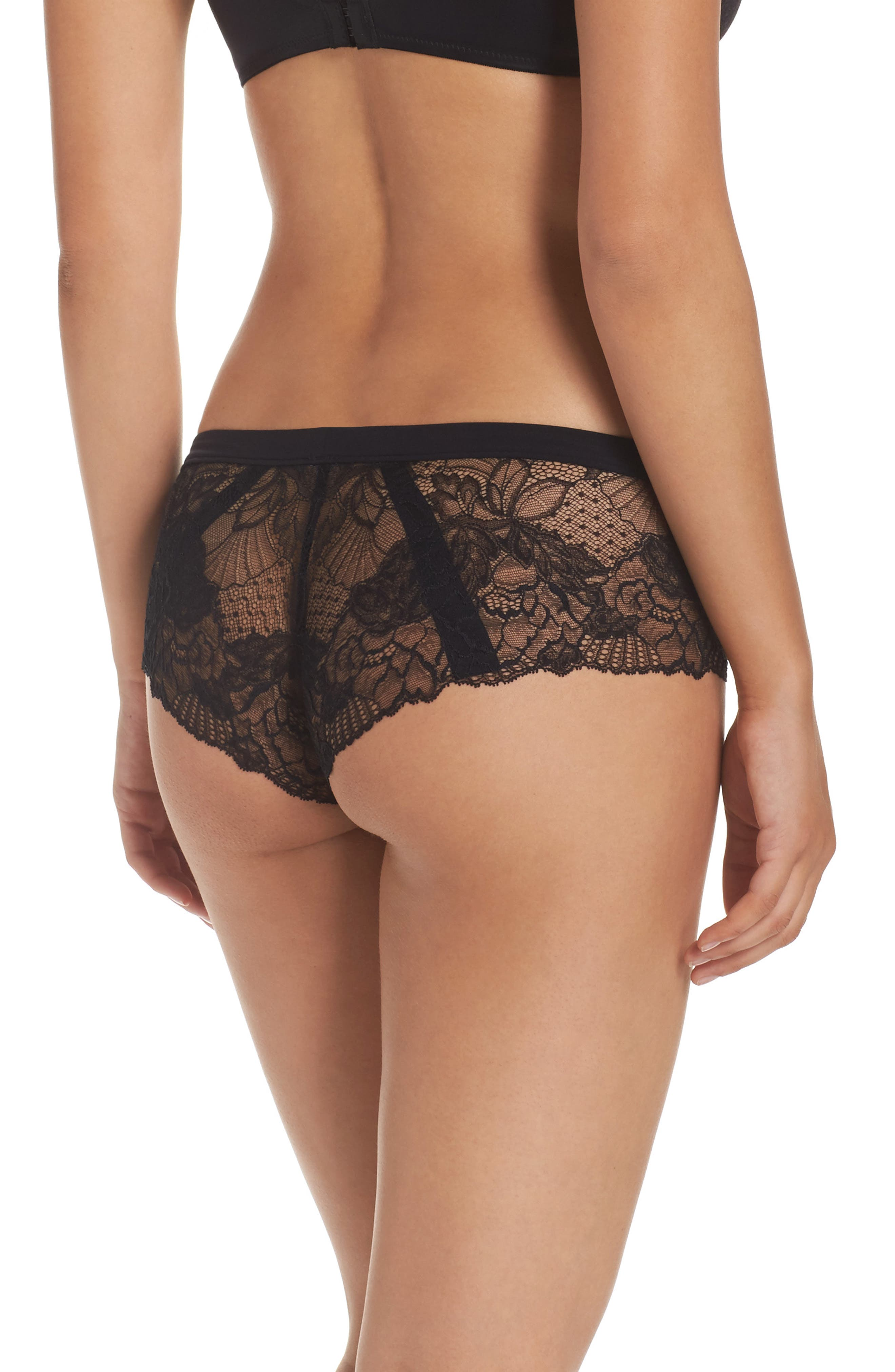 Alternate Image 2  - Epure by Lise Charmel Dentelle Design Boyshorts