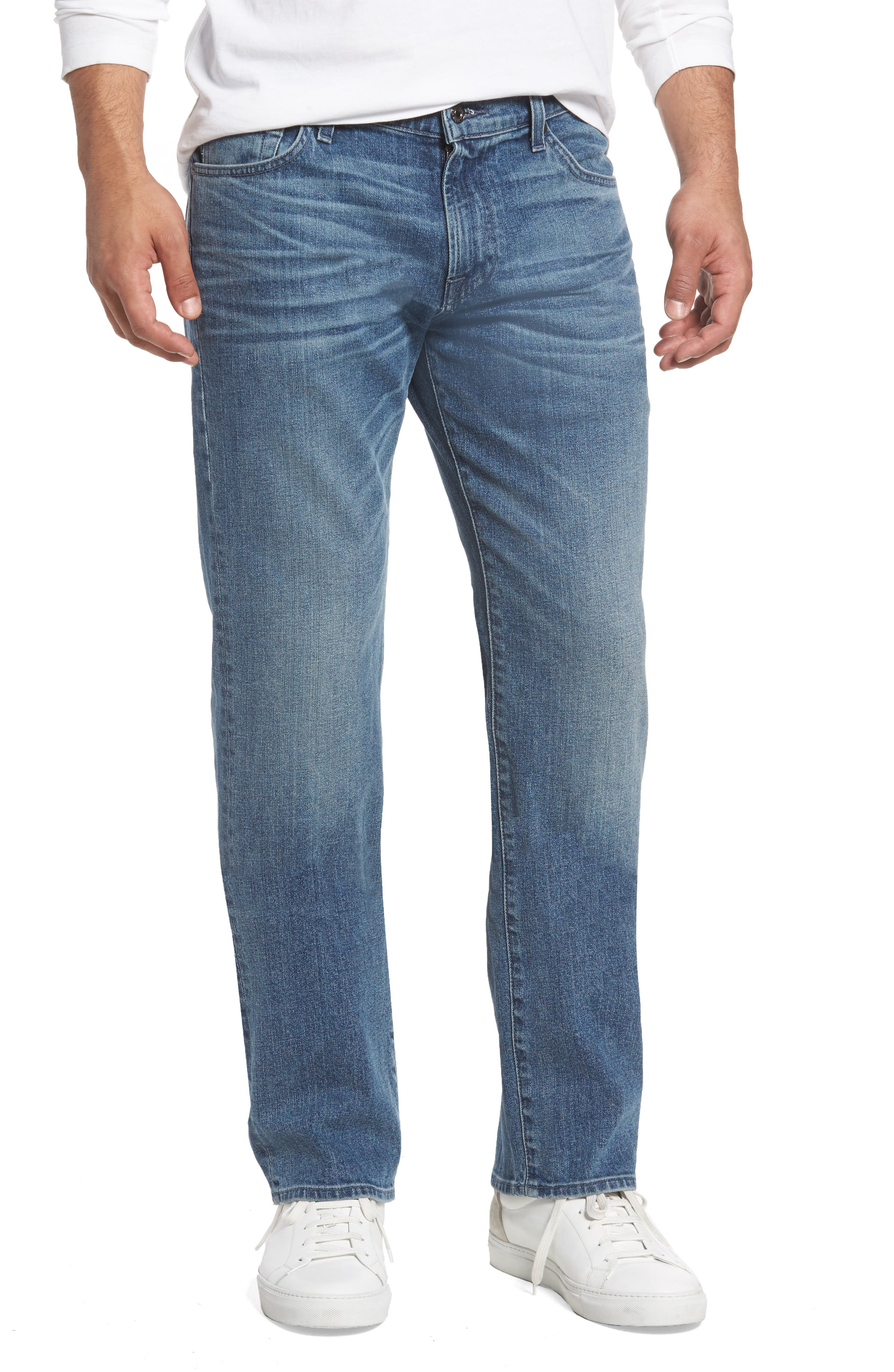 7 For All Mankind® Austyn Relaxed Fit Jeans (Bastille Sun)