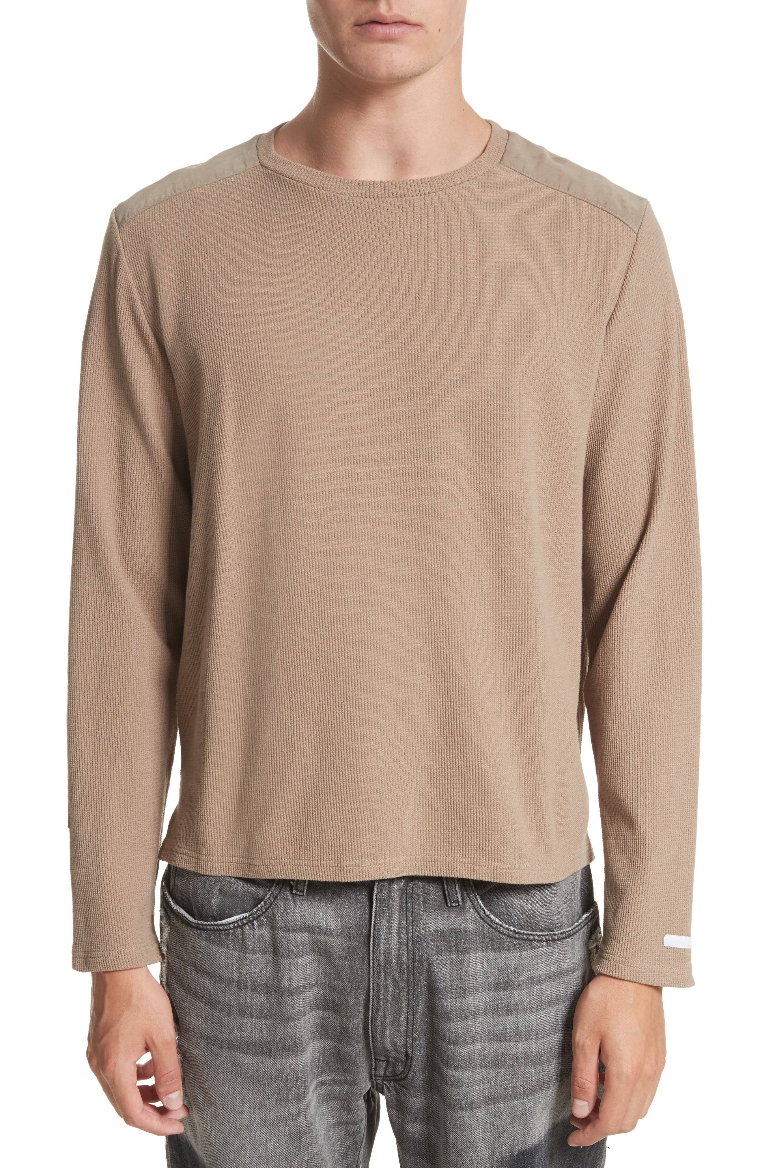 Alternate Image 1 Selected - OVADIA & SONS Crewneck Sweater