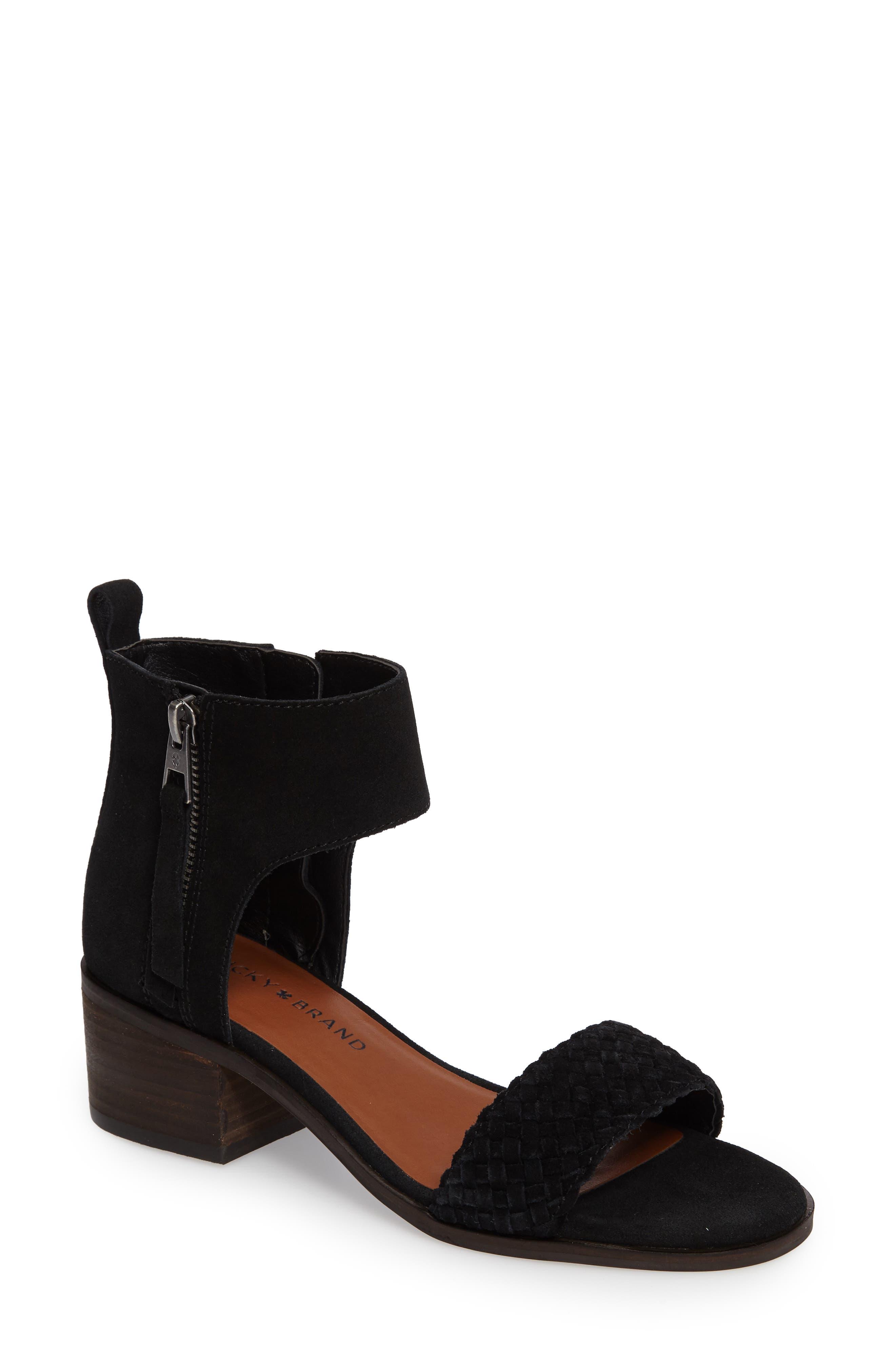 Lucky Brand Nichele Braided Sandal (Women)
