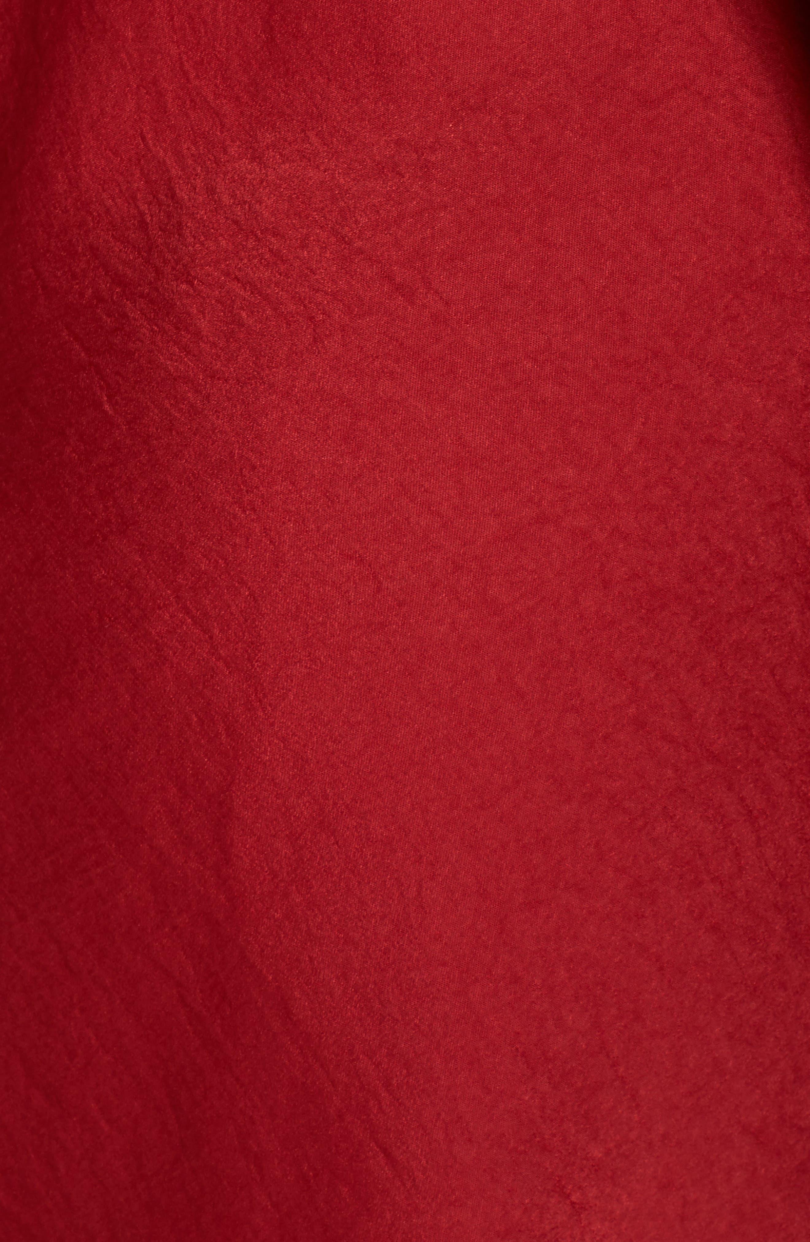 Rita Chemise,                             Alternate thumbnail 5, color,                             Tango Red
