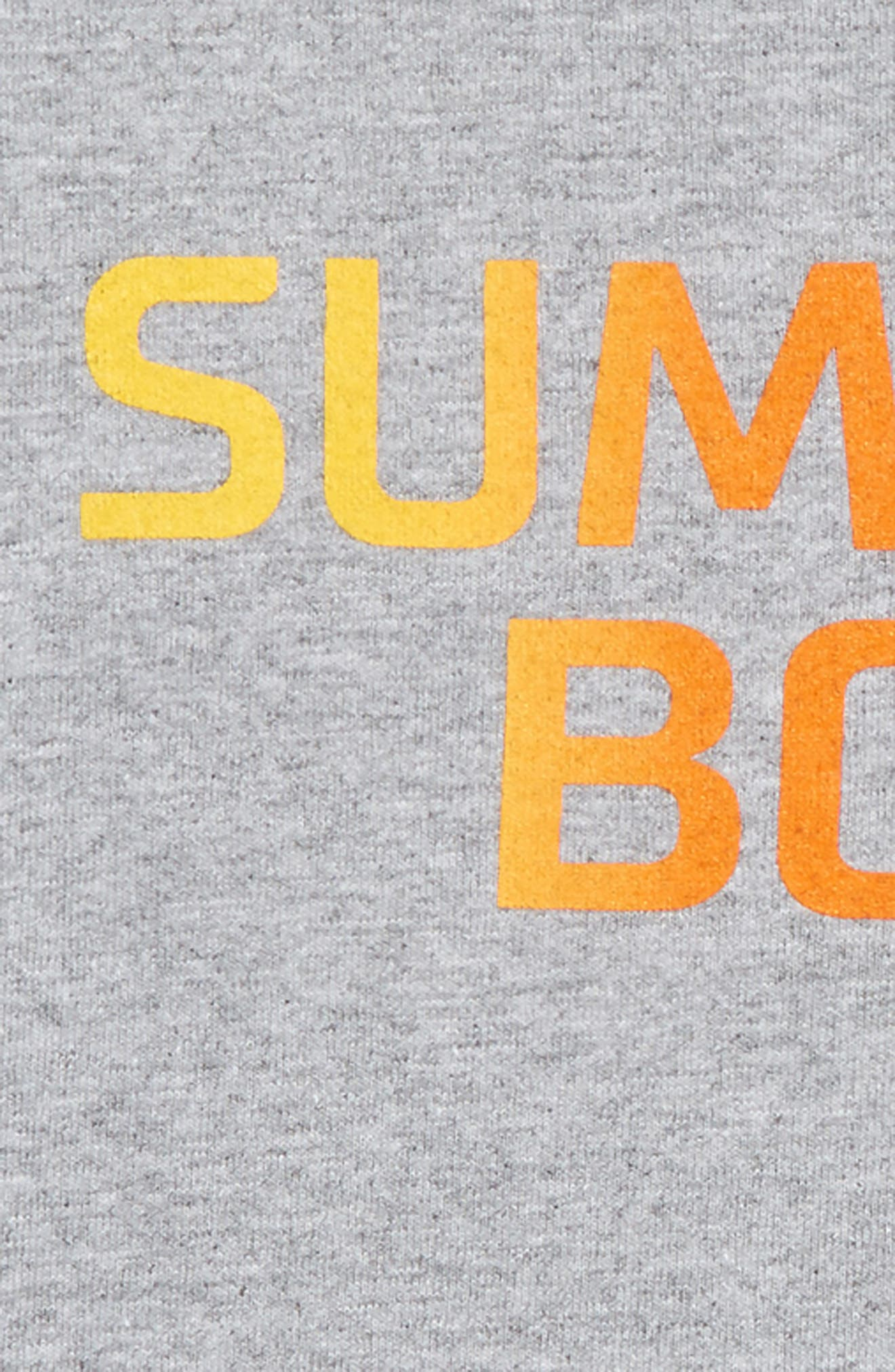 Alternate Image 2  - DiLascia Summer Boy Graphic T-Shirt (Toddler Boys, Little Boys & Big Boys)