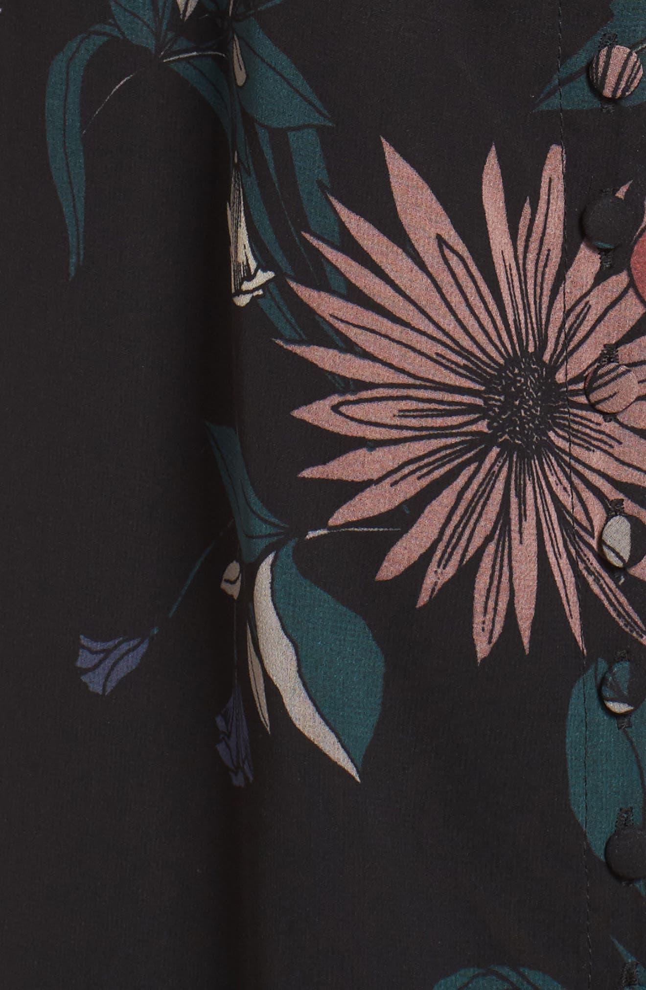 Alternate Image 5  - Bardot Camilla Midi Dress