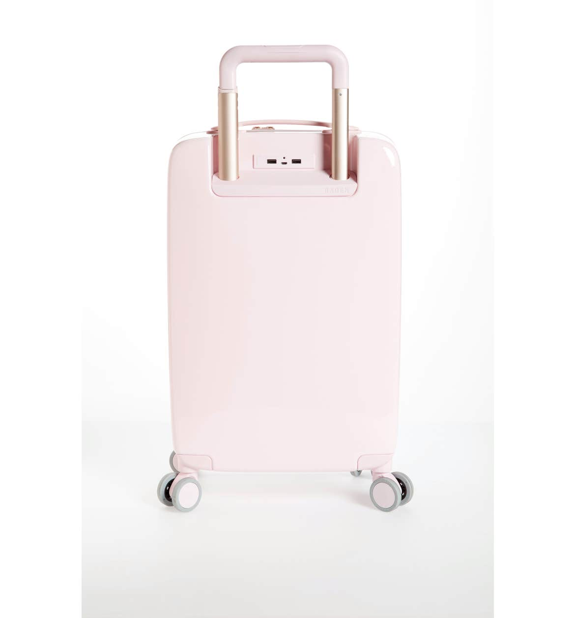 22 Inch Charging Wheeled Carry-On Suitcase
