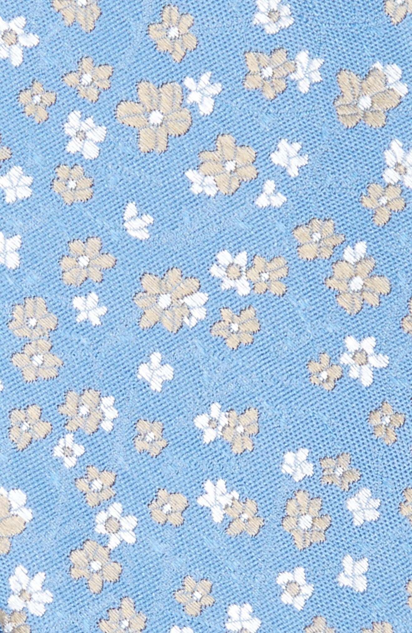 Alternate Image 3  - The Tie Bar Freefall Floral Silk Bow Tie