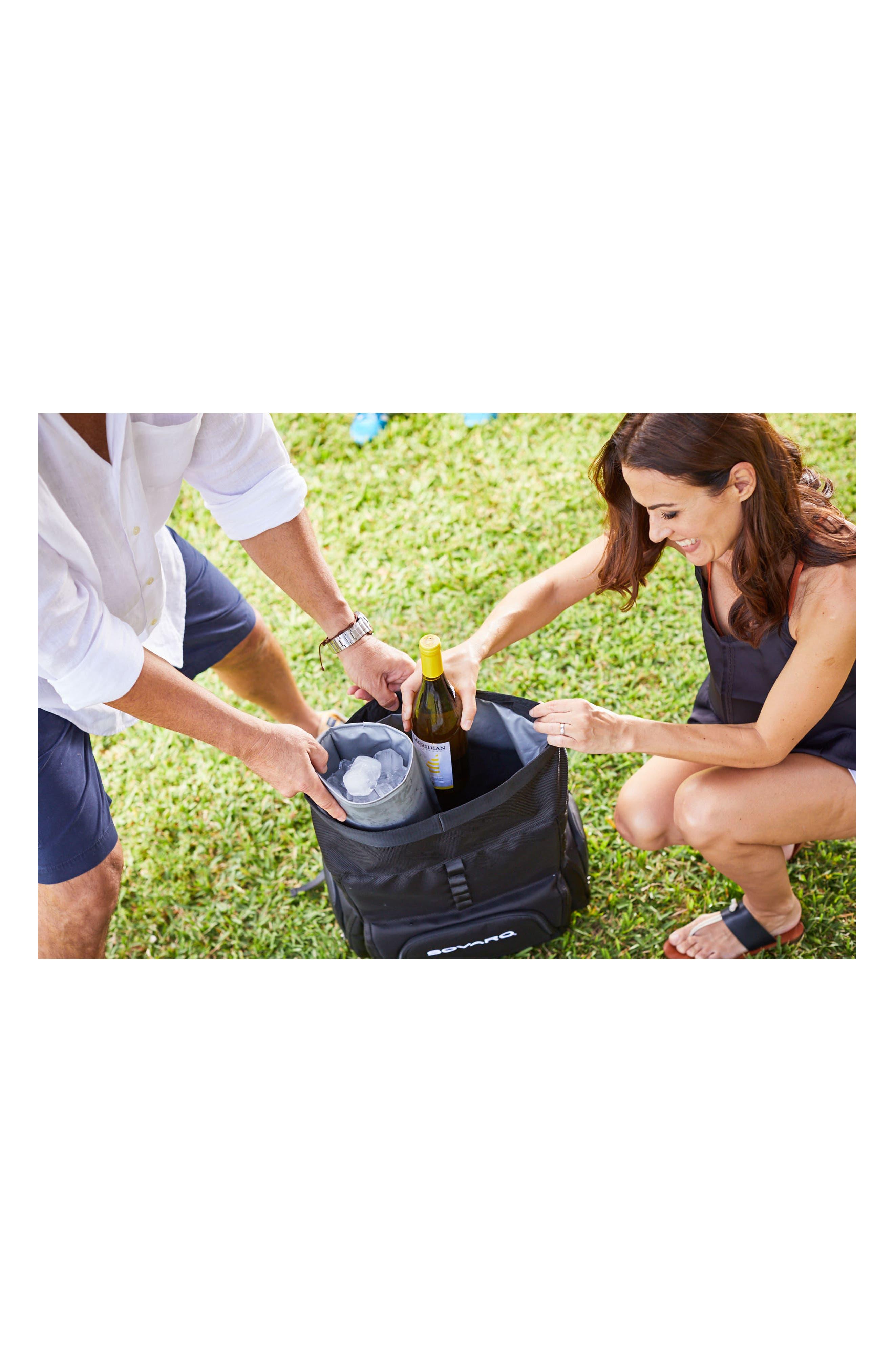 Alternate Image 6  - Sovaro Backpack Cooler