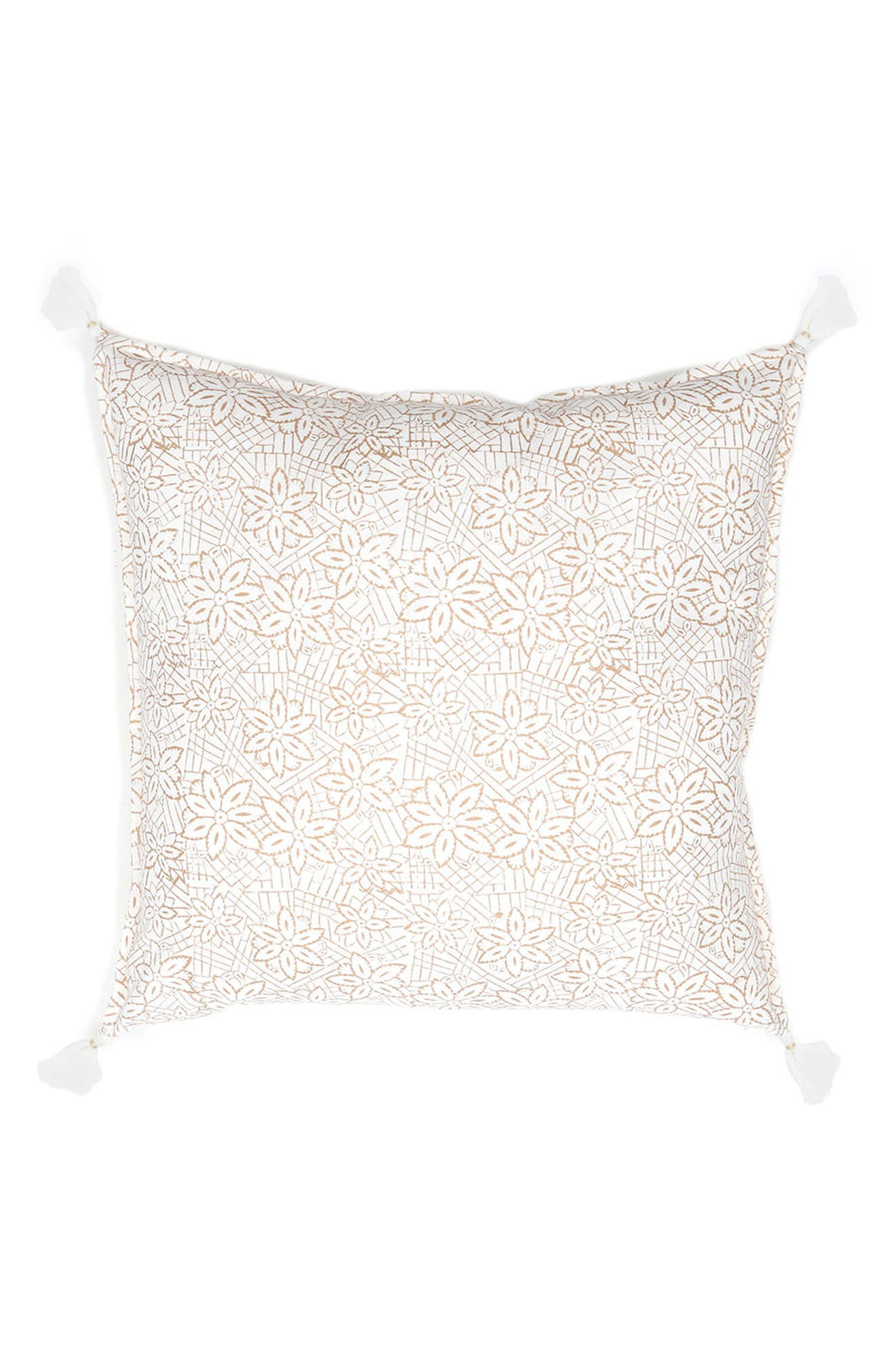 Alternate Image 1 Selected - Pom Pom at Home Keya Accent Pillow