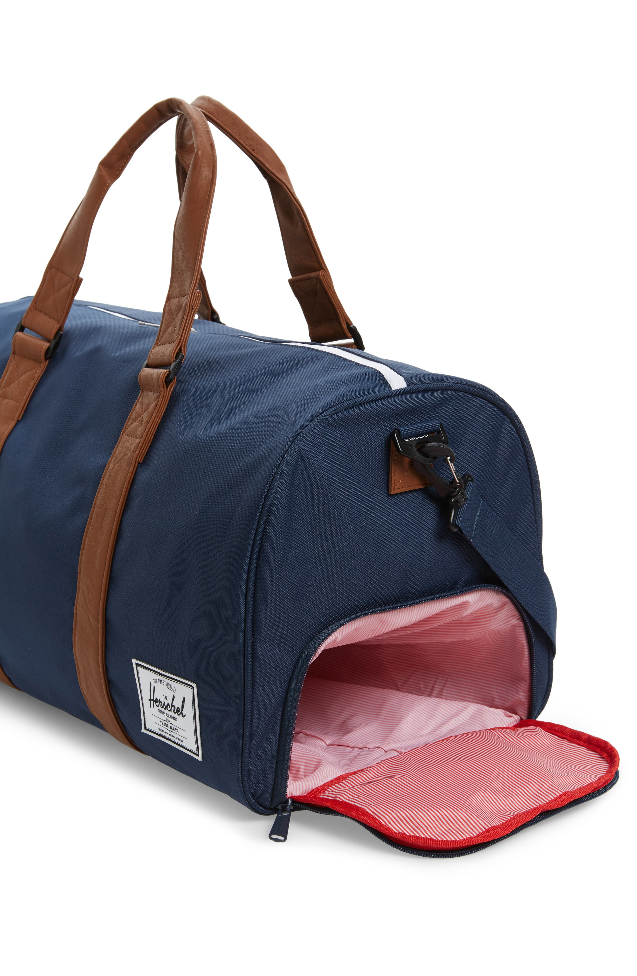 Alternate Image 6  - Herschel Supply Co. 'Novel' Duffel Bag