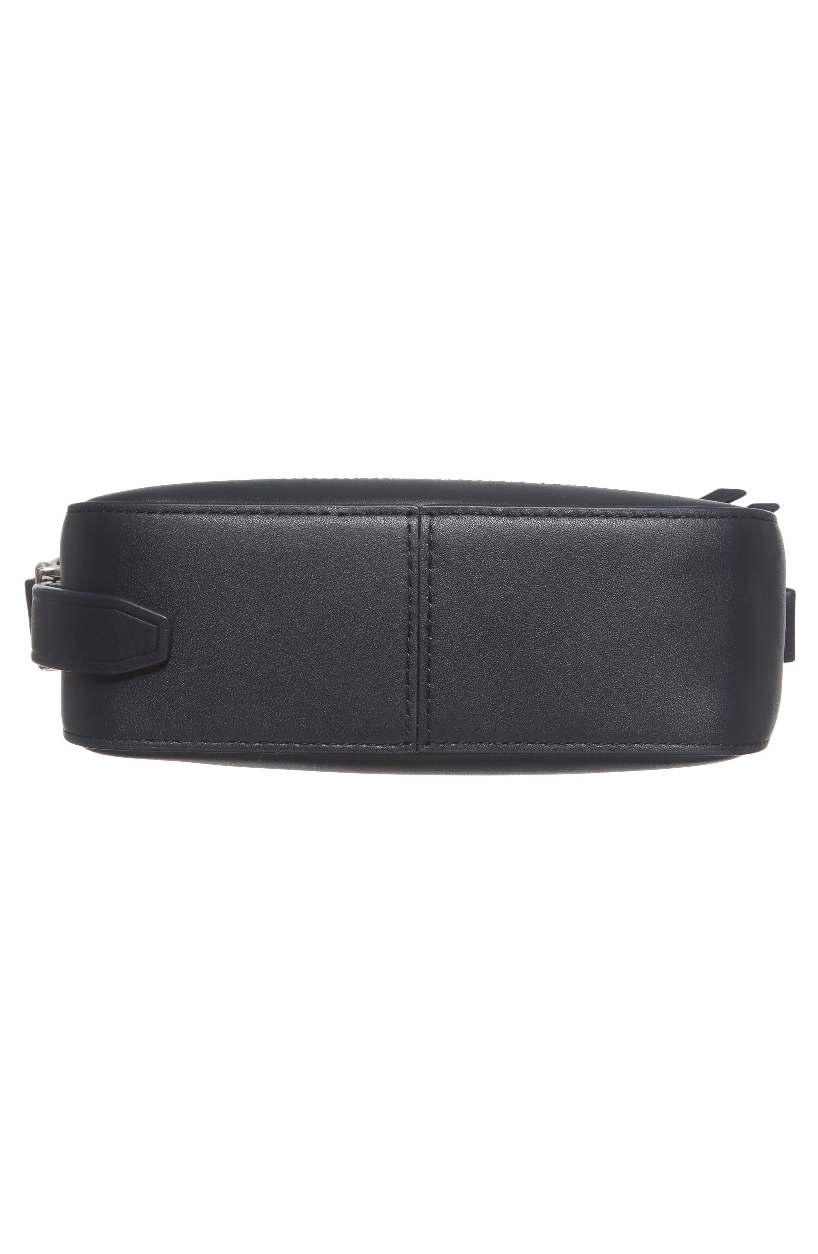 Alternate Image 4  - ALLSAINTS Small Cooper Calfskin Leather Shoulder Bag