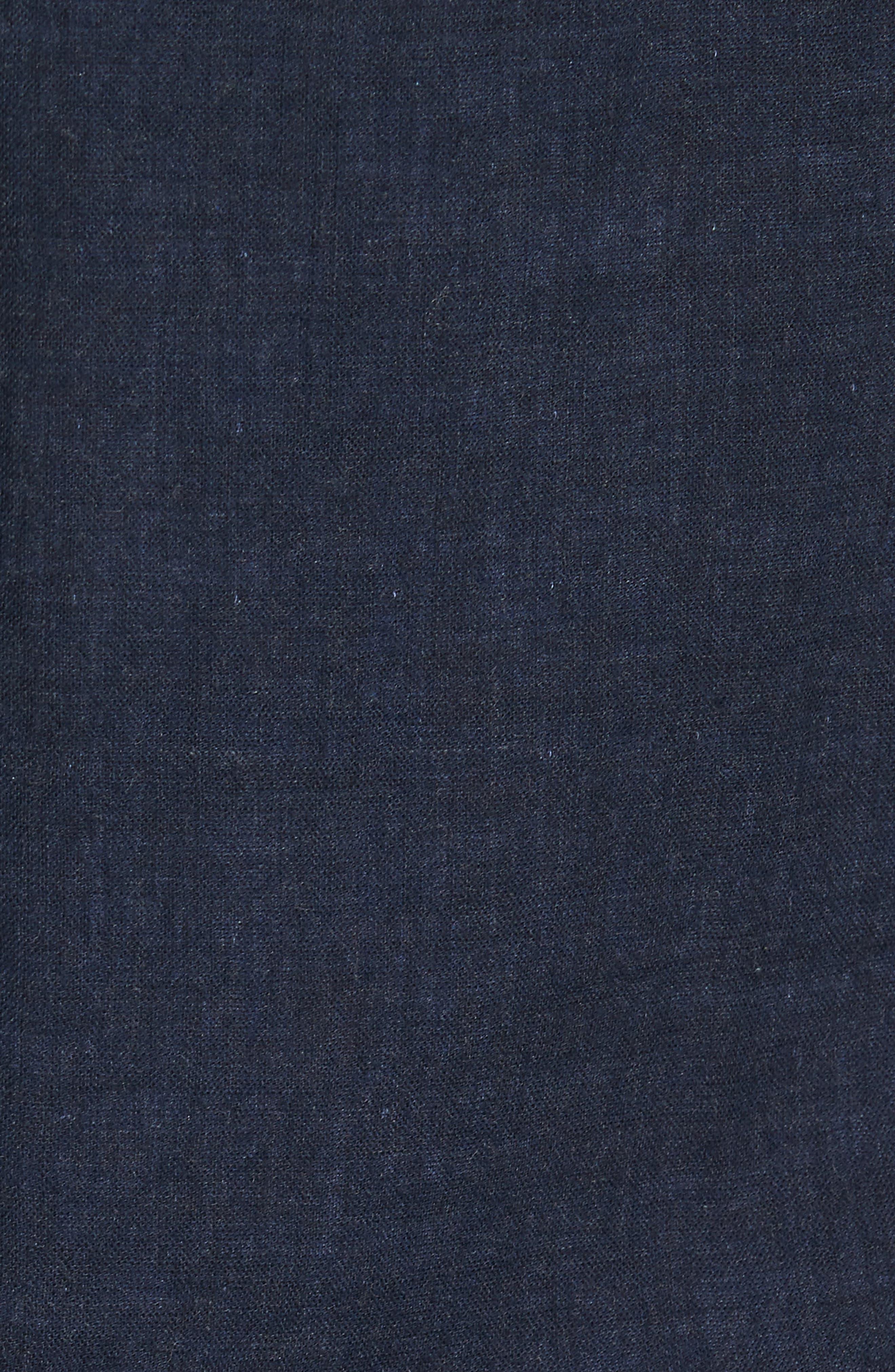 Alternate Image 6  - Vince Regular Fit Solid Sport Shirt