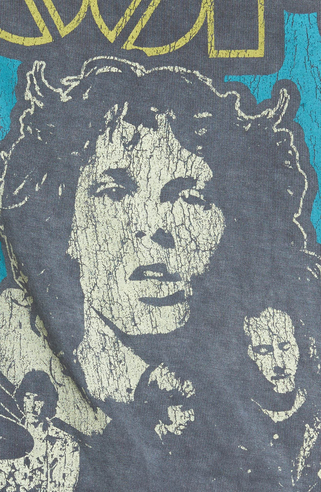 Alternate Image 5  - Mimi Chica The Doors Graphic Tee