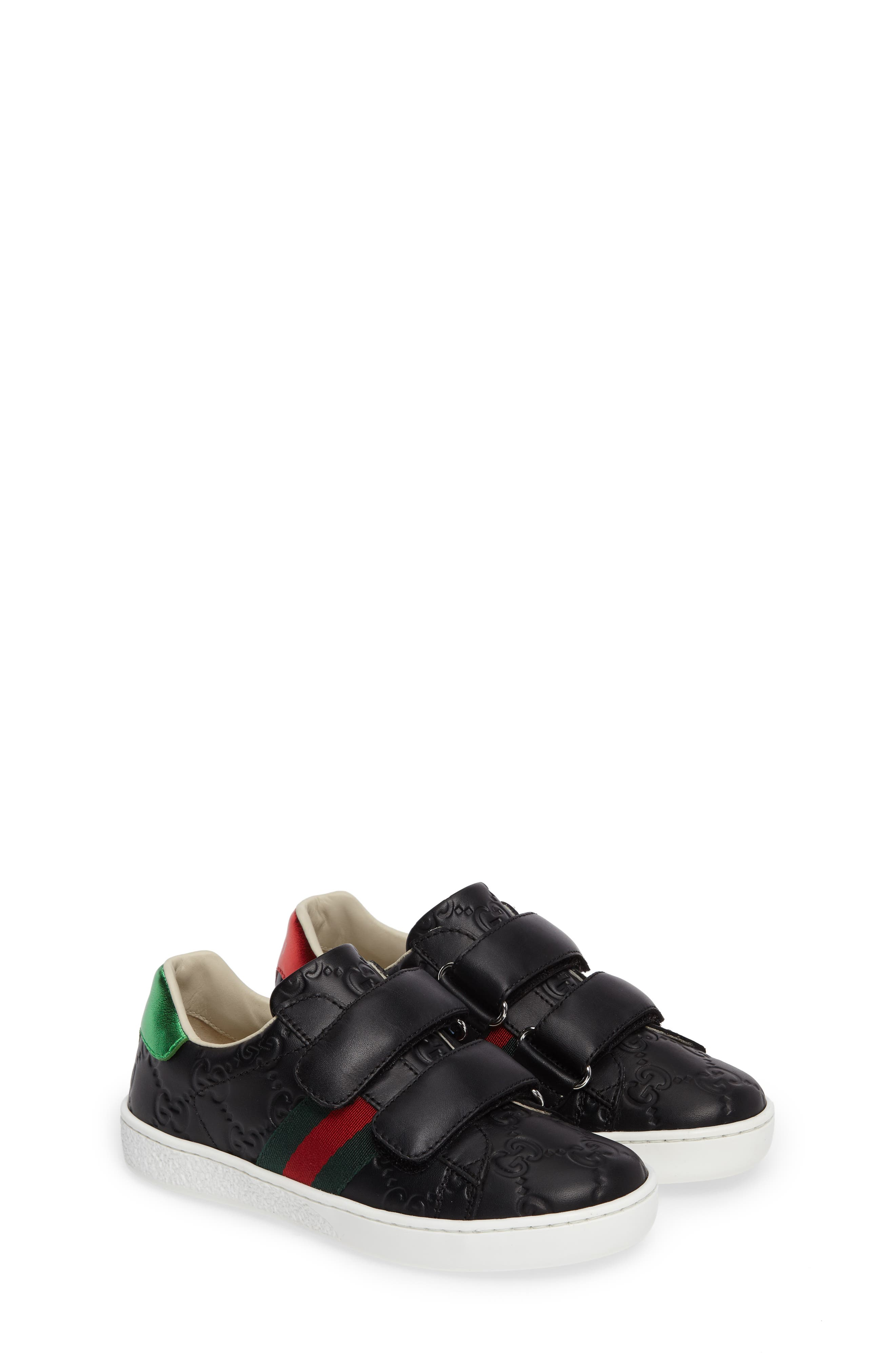 Alternate Image 3  - Gucci New Ace Sneaker (Toddler & Little Kid)