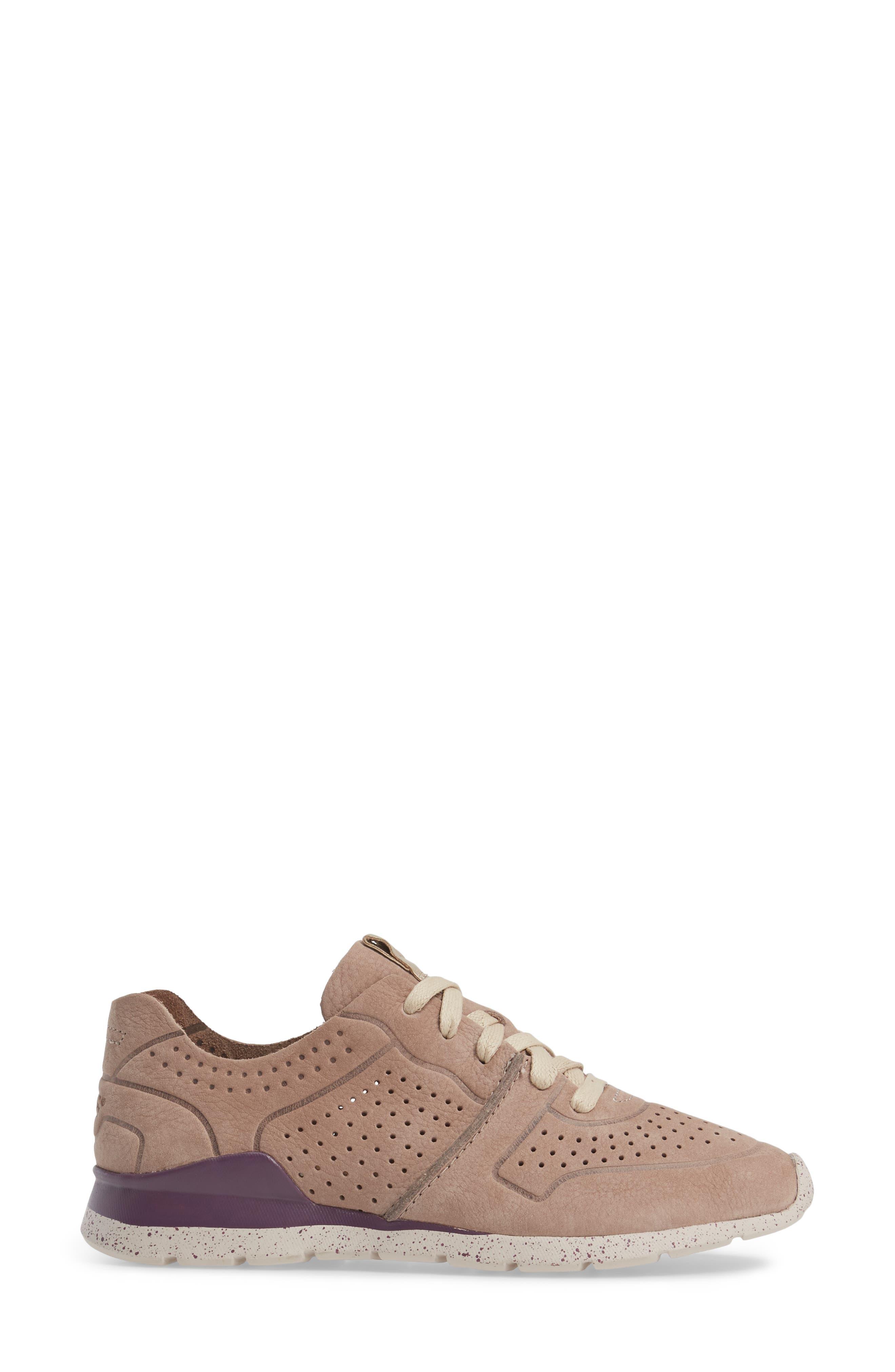 Alternate Image 3  - UGG® Tye Sneaker (Women)