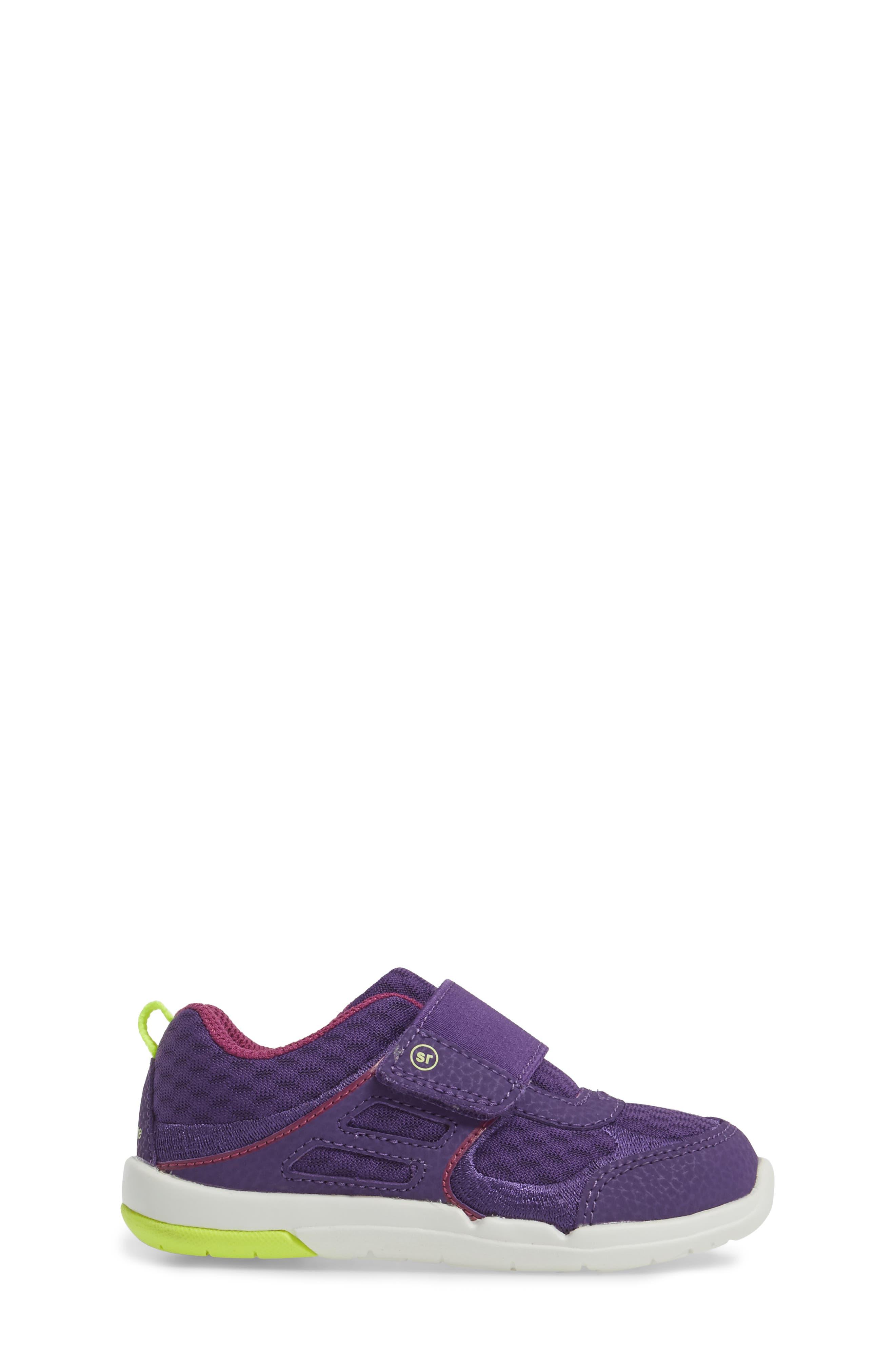 Casey Sneaker,                             Alternate thumbnail 3, color,                             Purple
