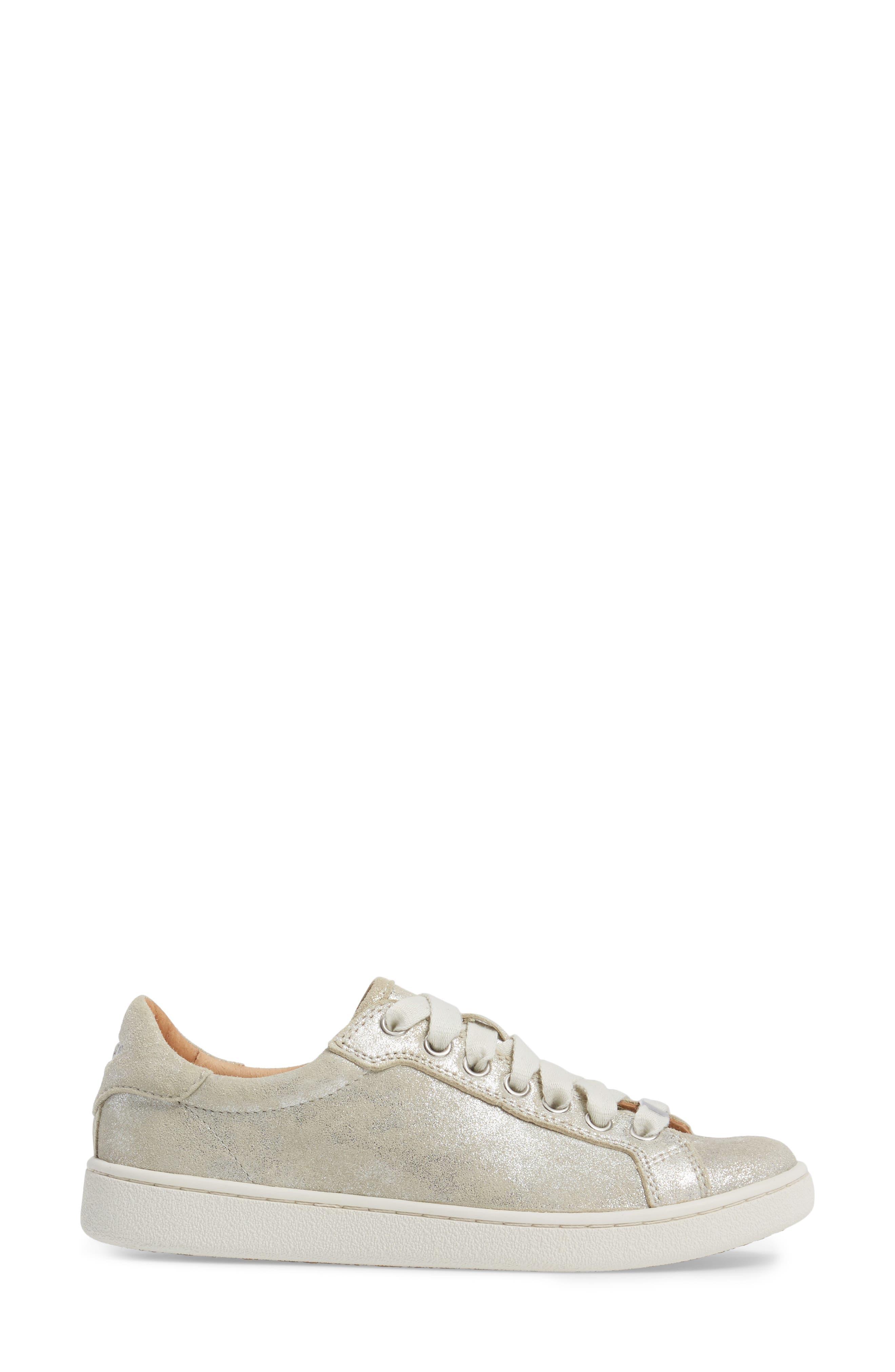 Alternate Image 3  - UGG® Milo Stardust Sneaker (Women)