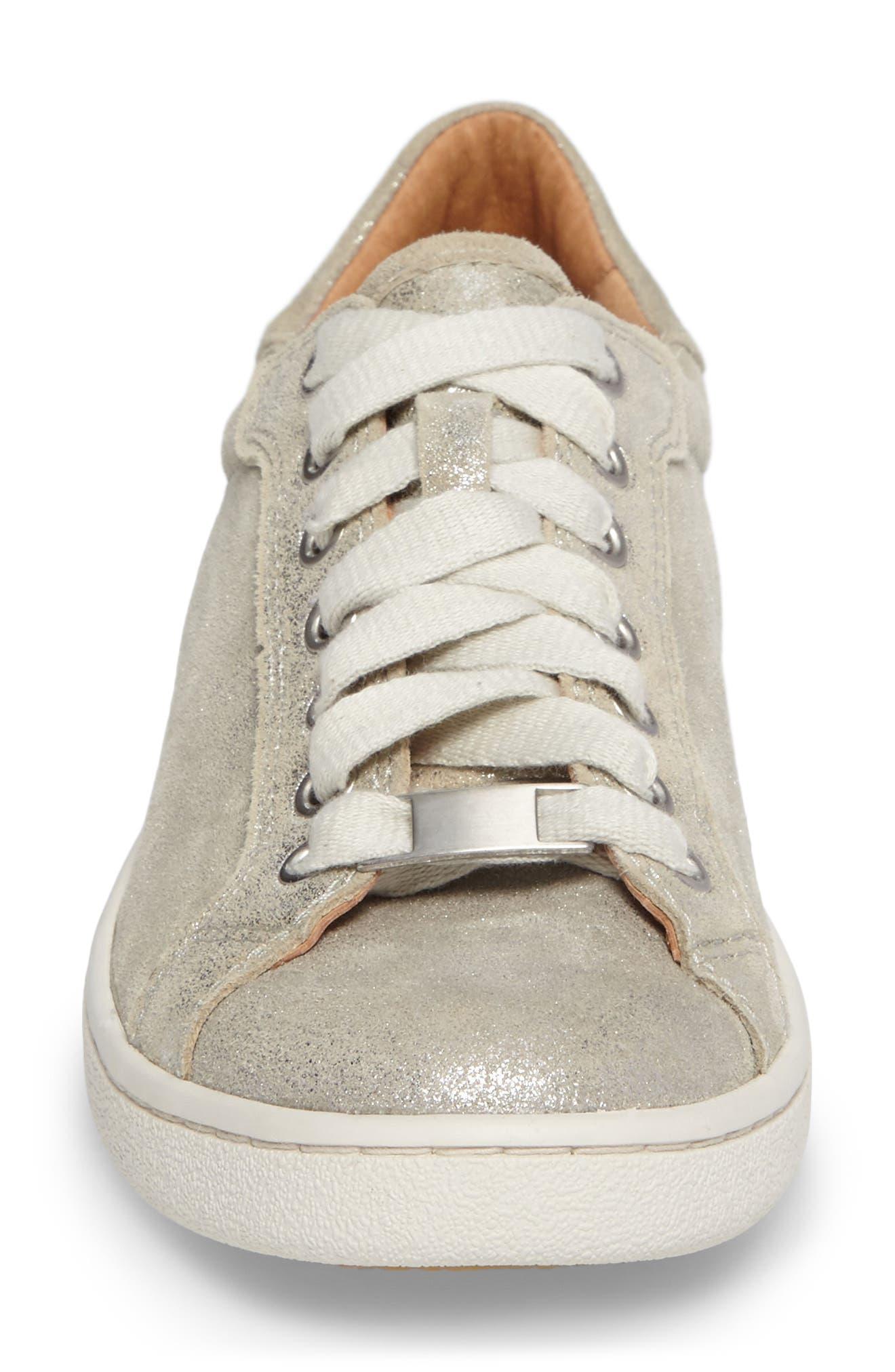 Alternate Image 4  - UGG® Milo Stardust Sneaker (Women)