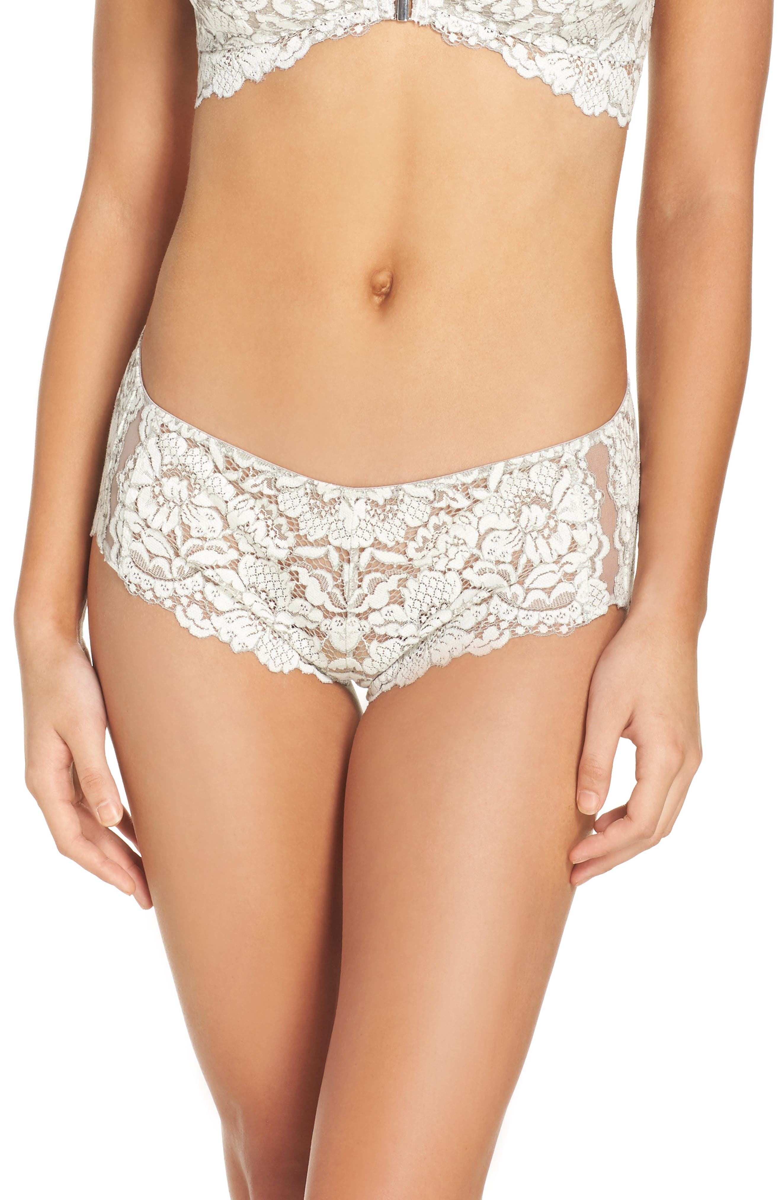 FELINA Romeo & Juliette Cheeky Lace Boyshorts